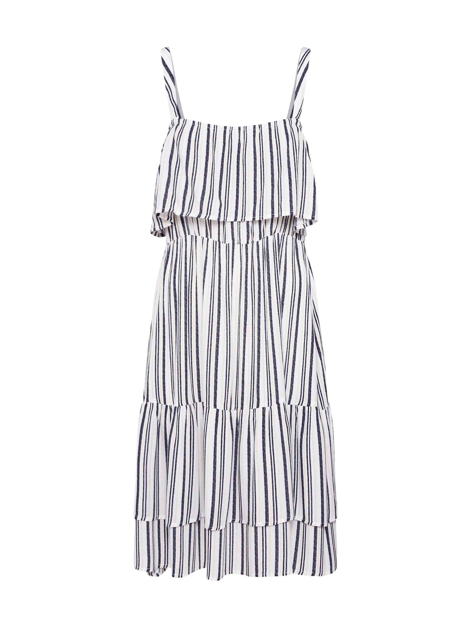 Letní šaty sevilla 1324 bílá Moves