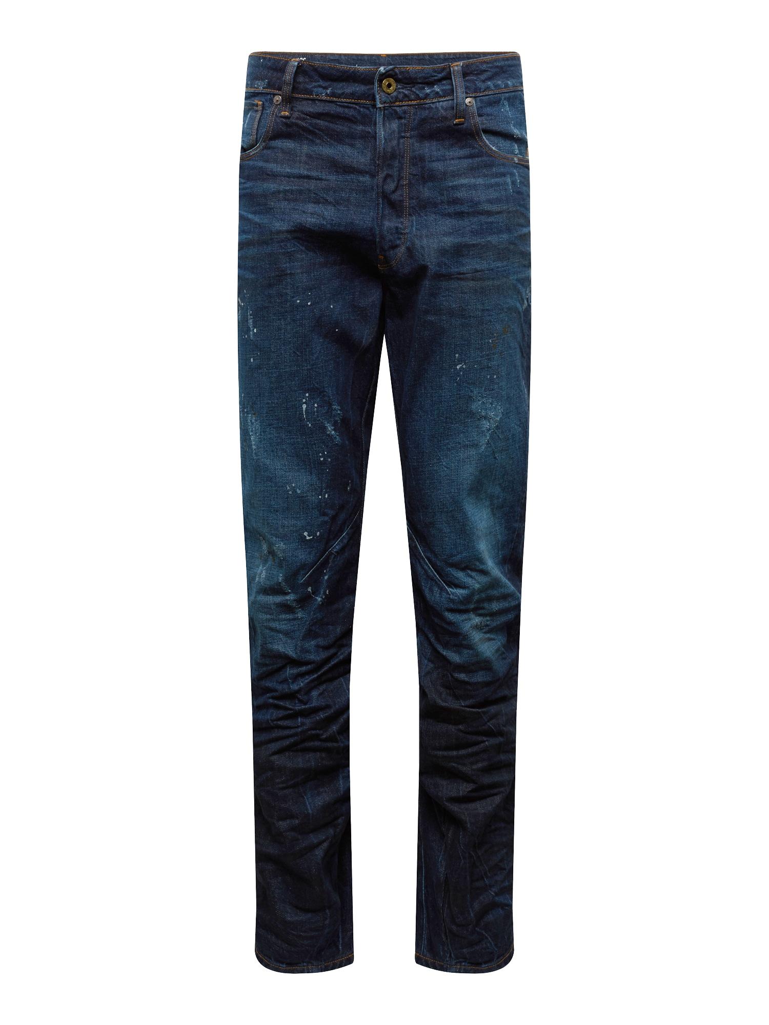Džíny Arc 3d tmavě modrá G-STAR RAW