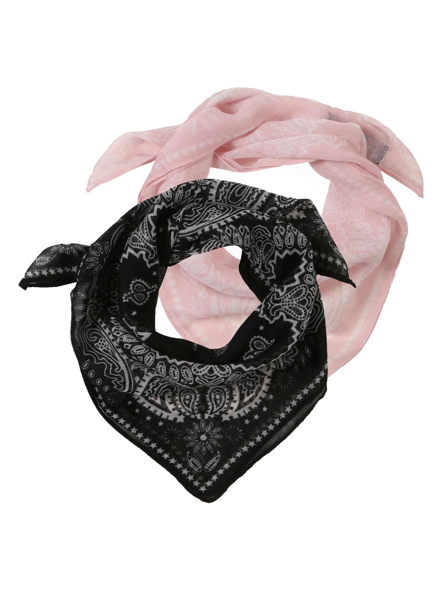 Šátek Scarves & Shawls černá Even&odd