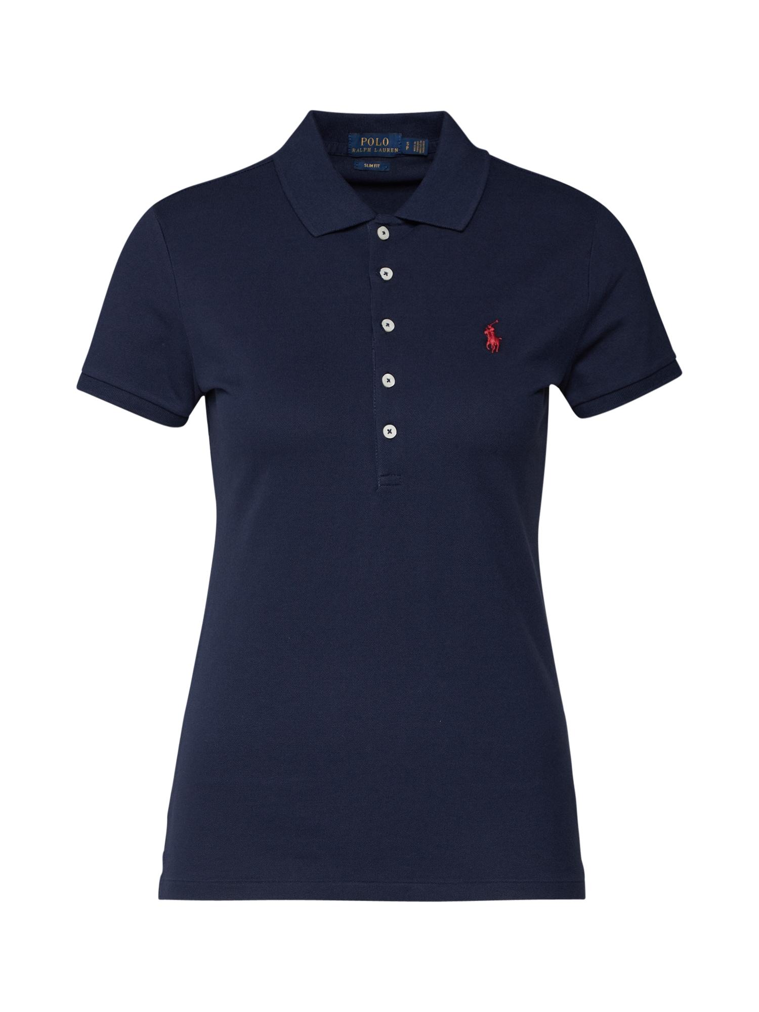 Tričko JULIE námořnická modř POLO RALPH LAUREN