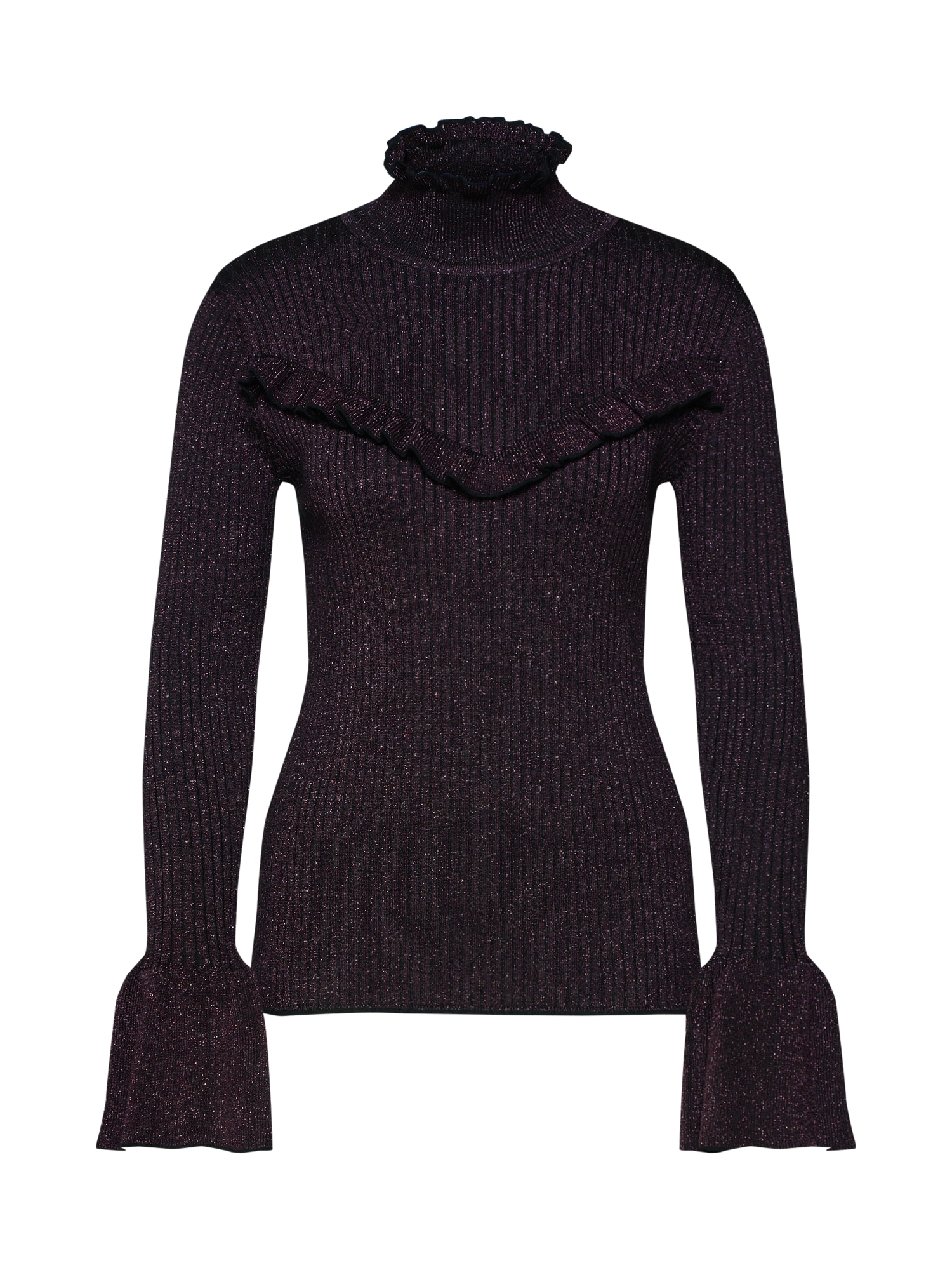 Svetr Lamije Glitter Pullover černá SOAKED IN LUXURY