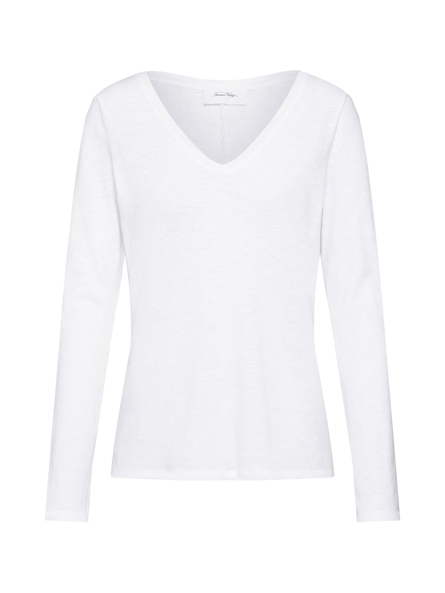 Tričko SONOMA bílá AMERICAN VINTAGE