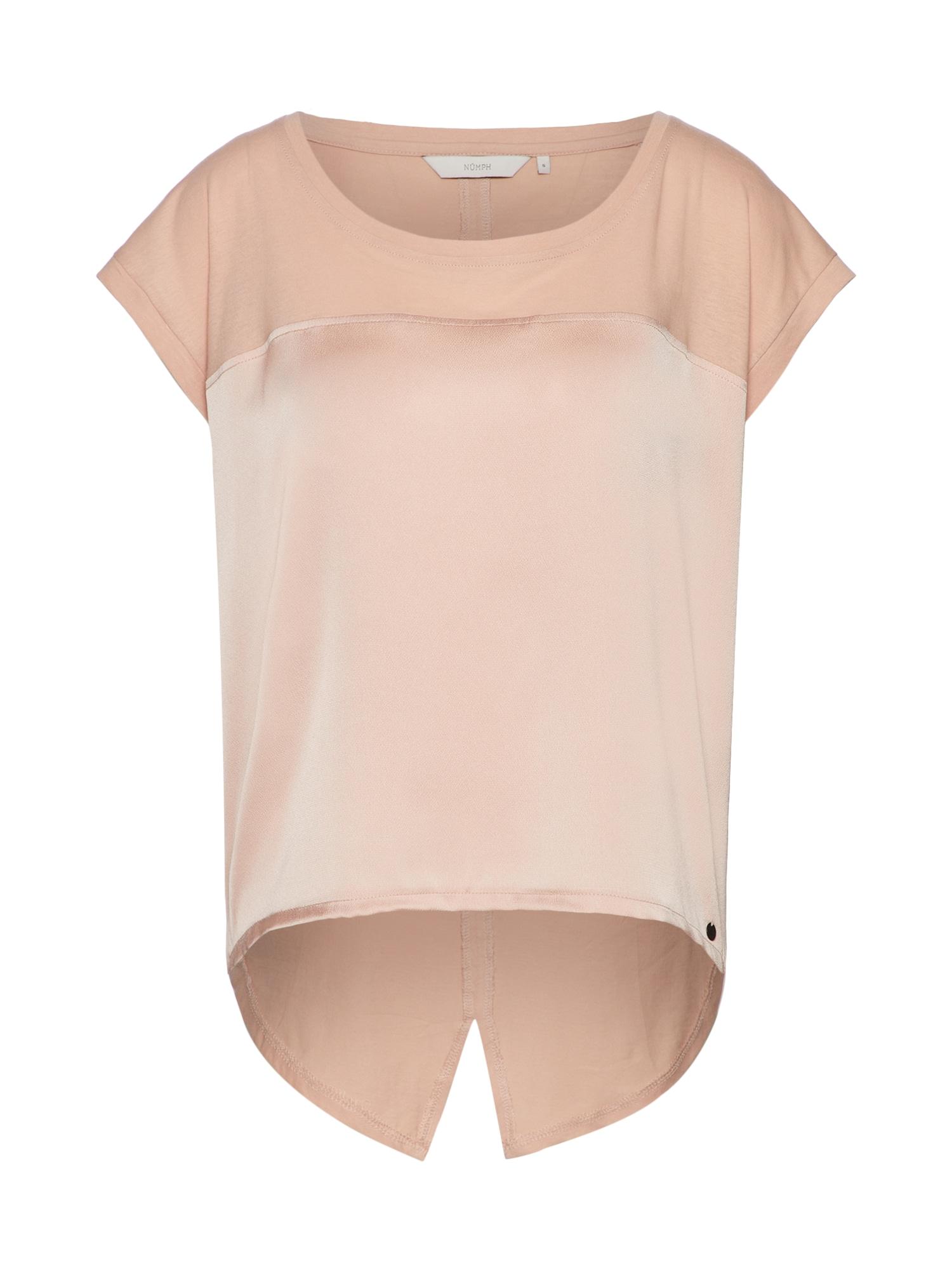 NMPH, Dames Shirt 'Celestina', rosa