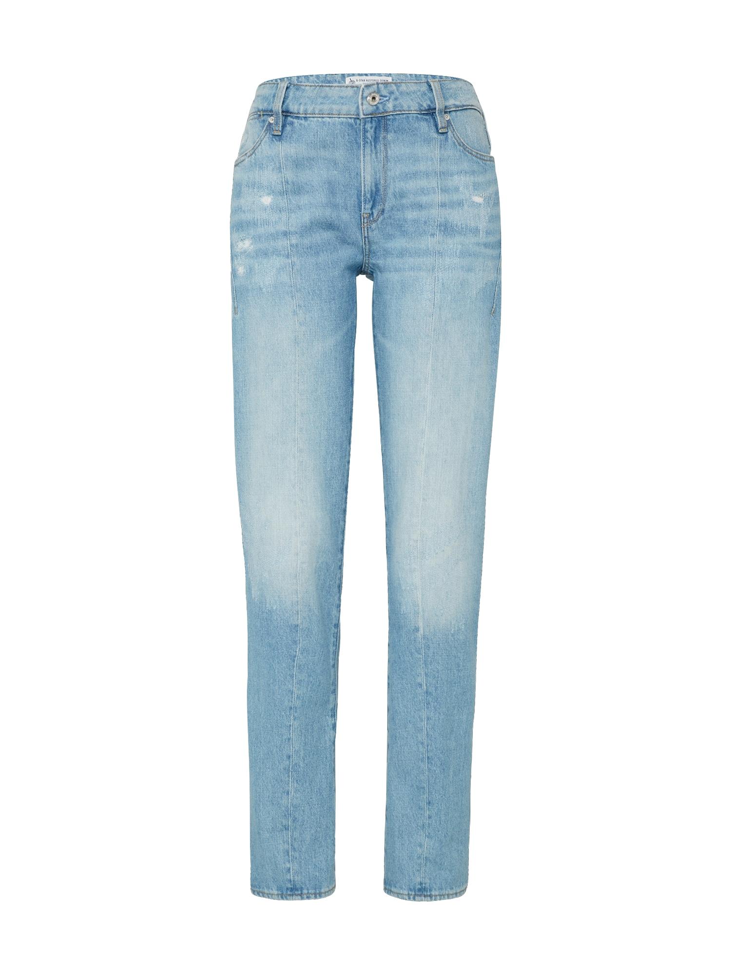 G-STAR RAW Dames Jeans Lanc 3D High Straight blue denim