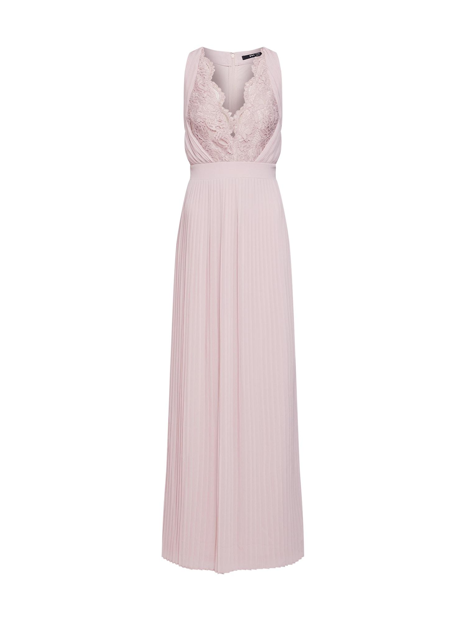 Společenské šaty MADALEN růže TFNC