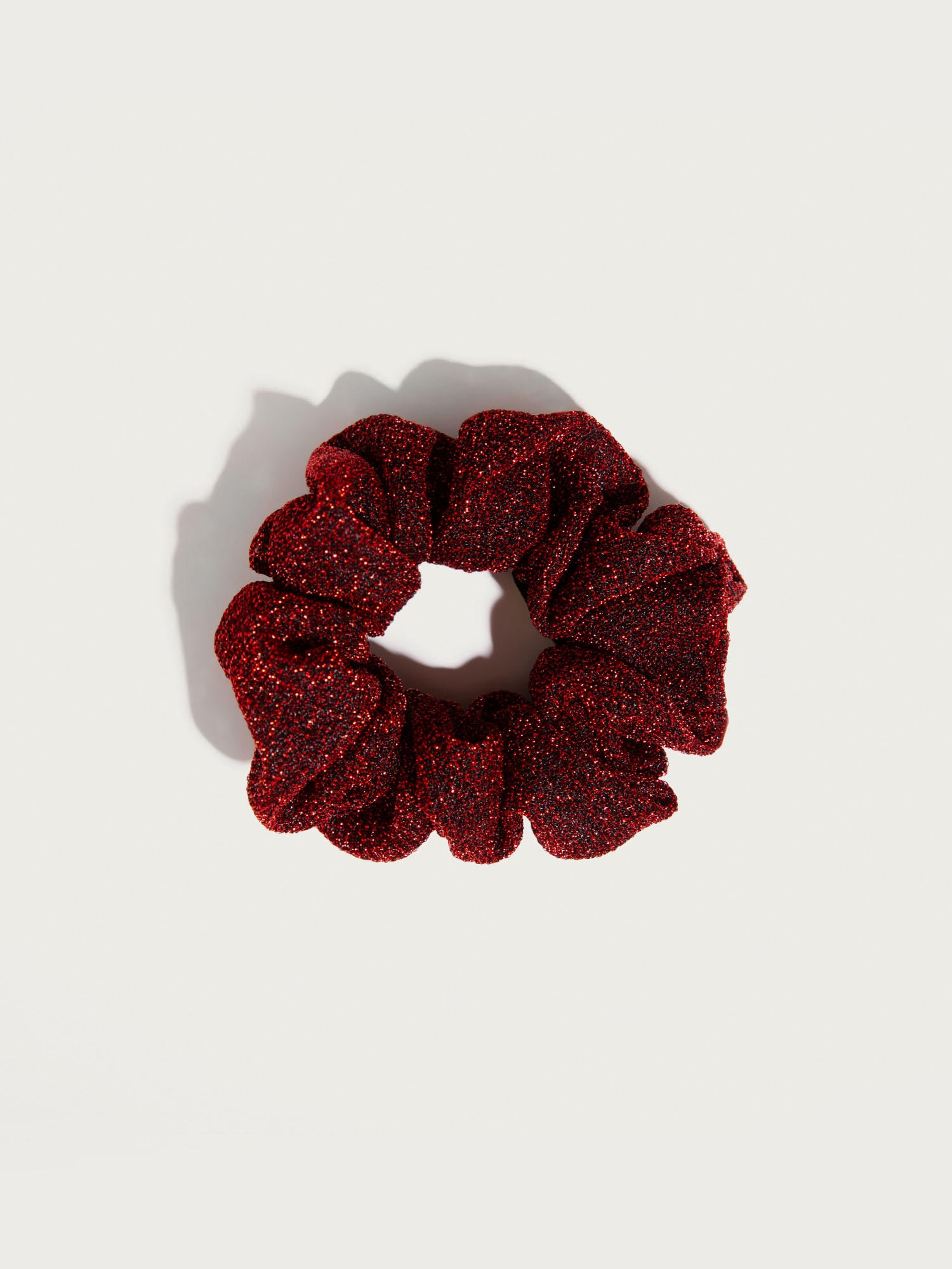 Šperky do vlasů Glitter  červená Pico For EDITED