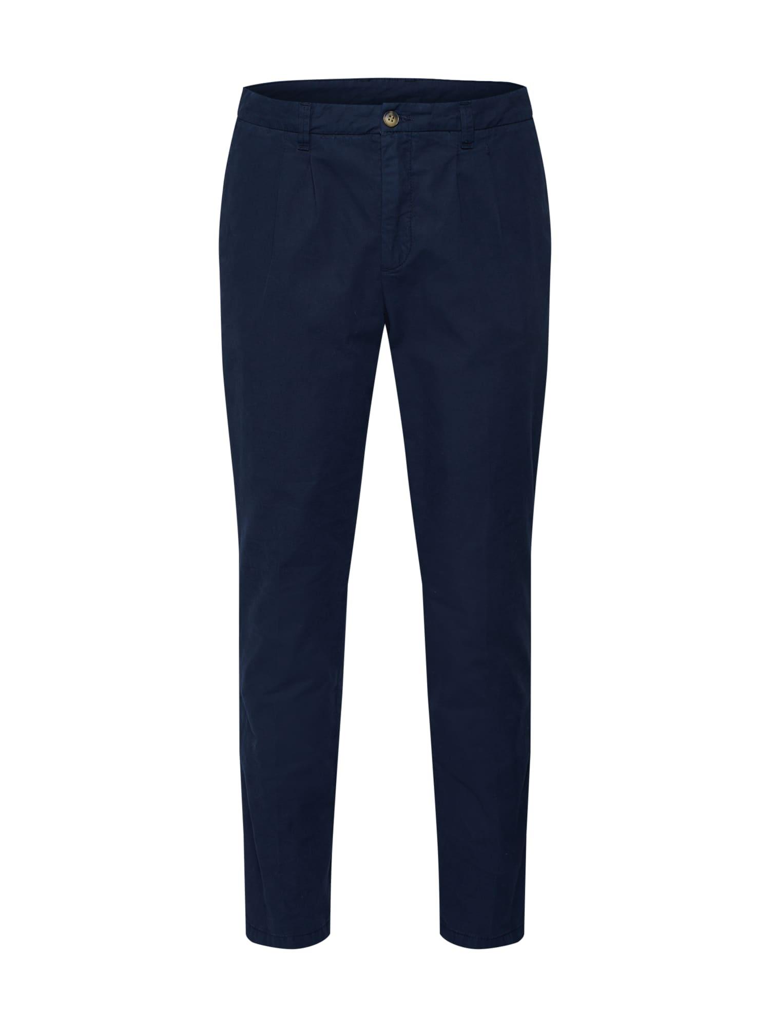 Chino kalhoty Anton námořnická modř MAGIC FOX X ABOUT YOU