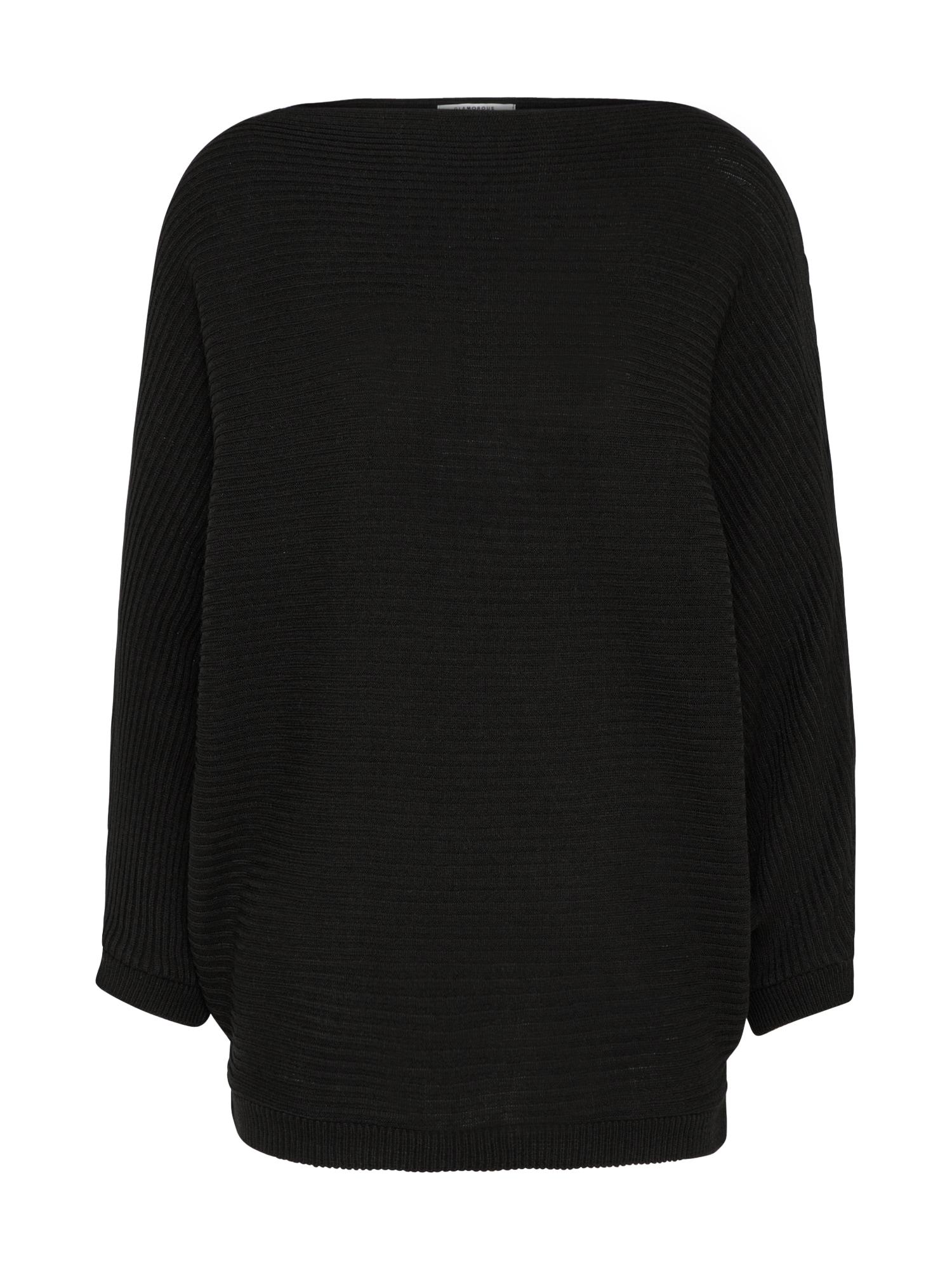 GLAMOROUS Sveter 'LC0295'  čierna
