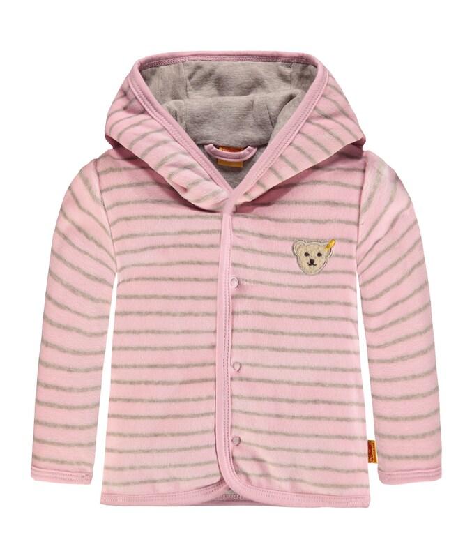 Steiff Collection Sweatjacke aus Nicky Jungen / Mädchen Baby