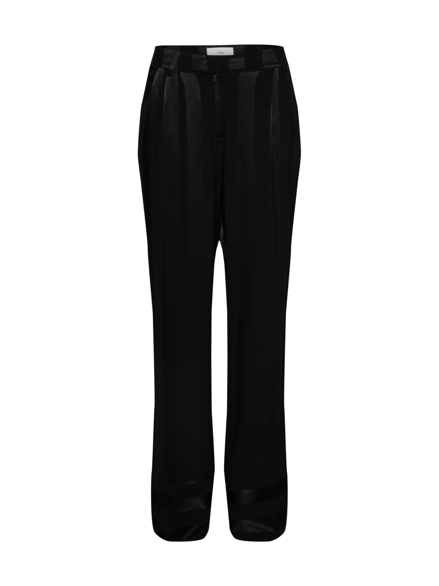 Kalhoty Zazia černá Minimum