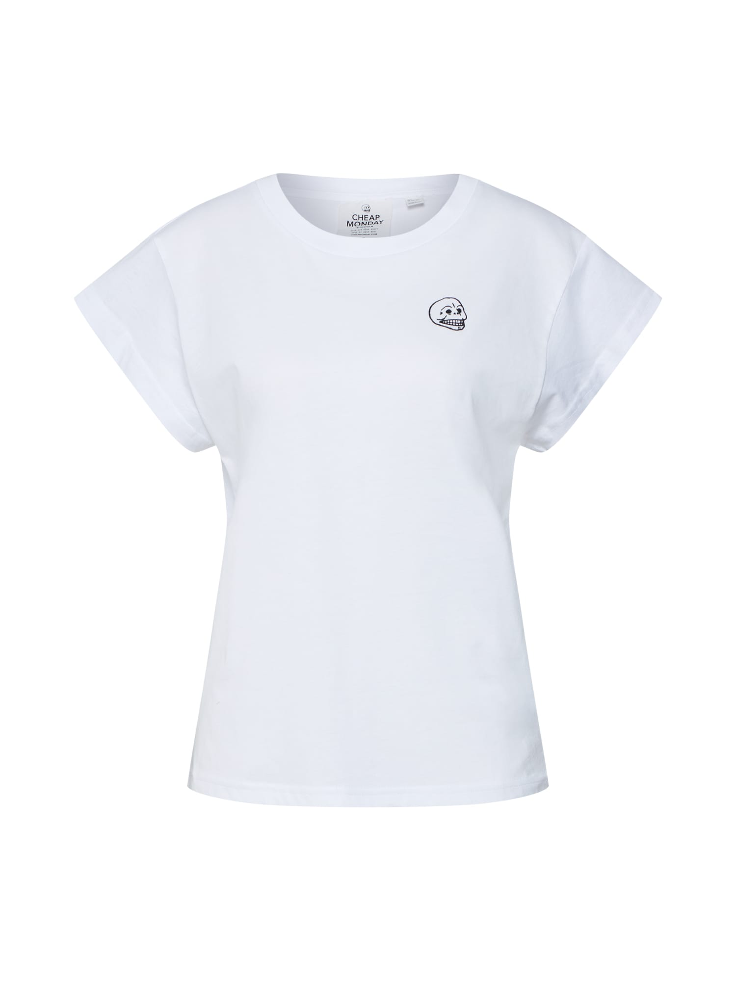 CHEAP MONDAY Dames Shirt wit
