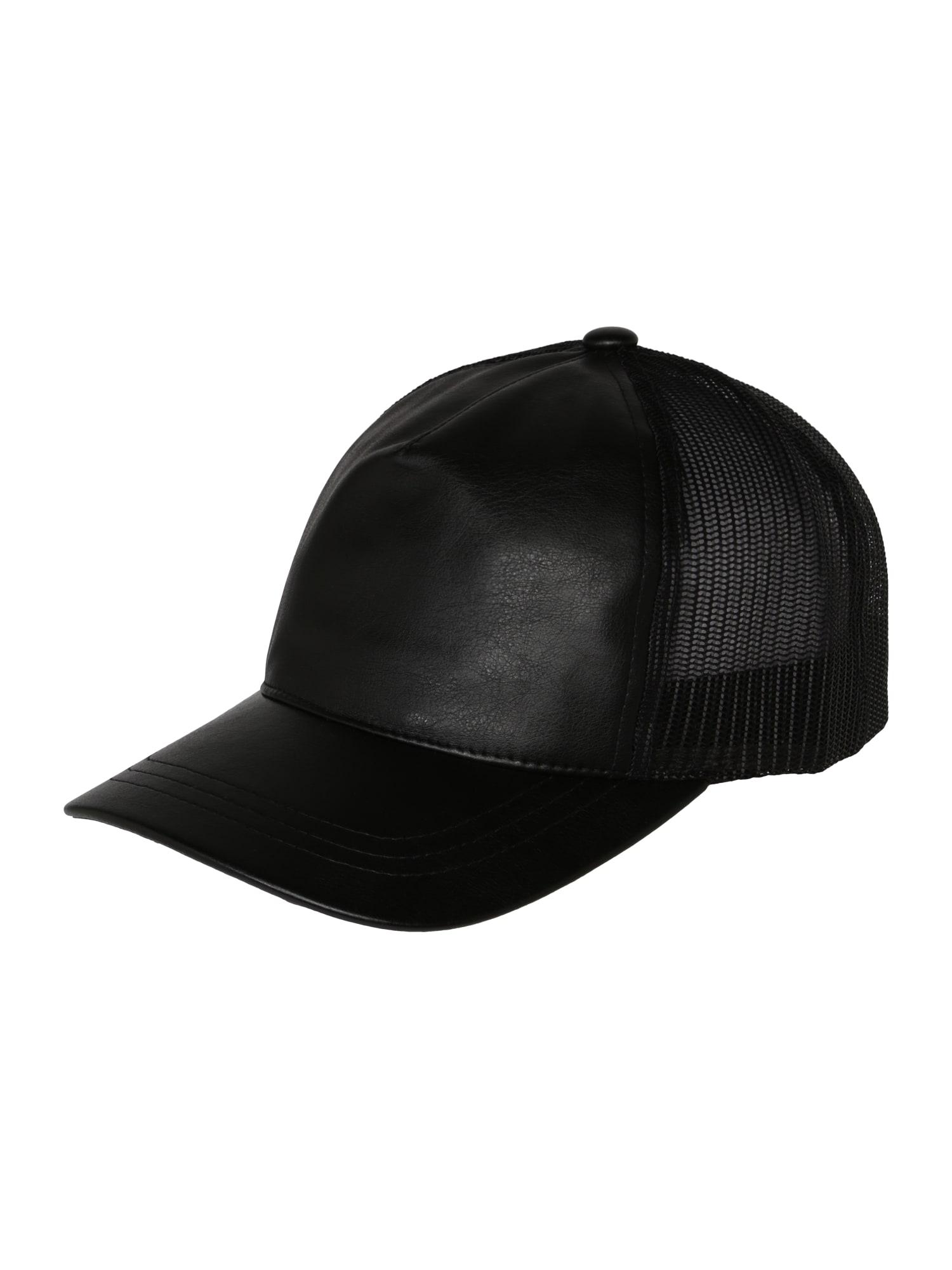 Kšiltovka Trucker černá Flexfit