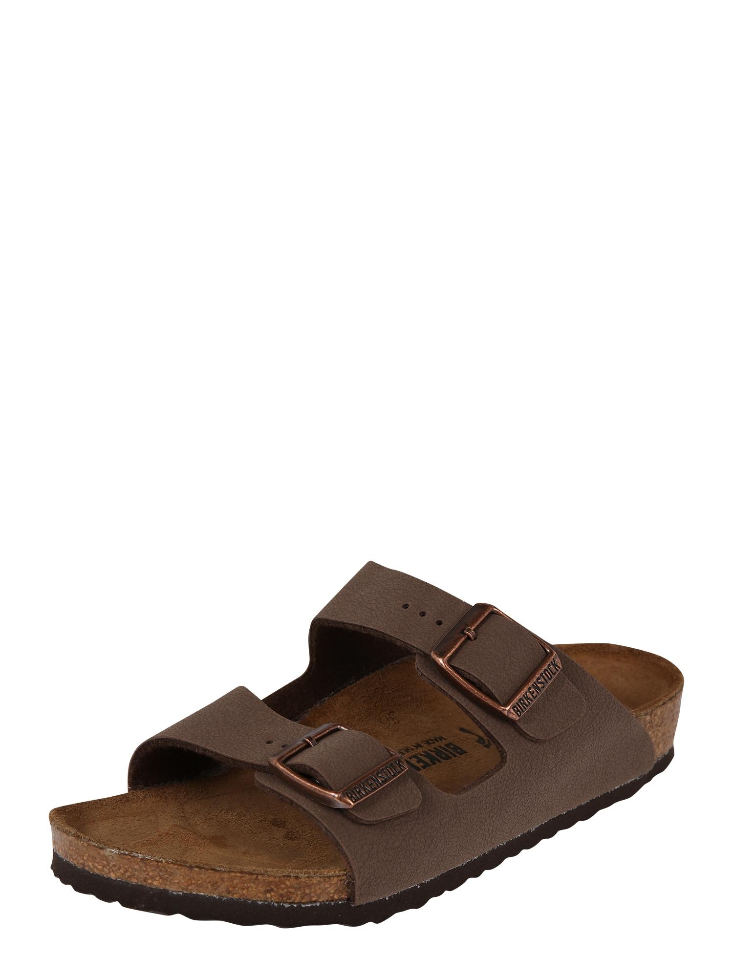 Otevřená obuv Arizona BF hnědá BIRKENSTOCK