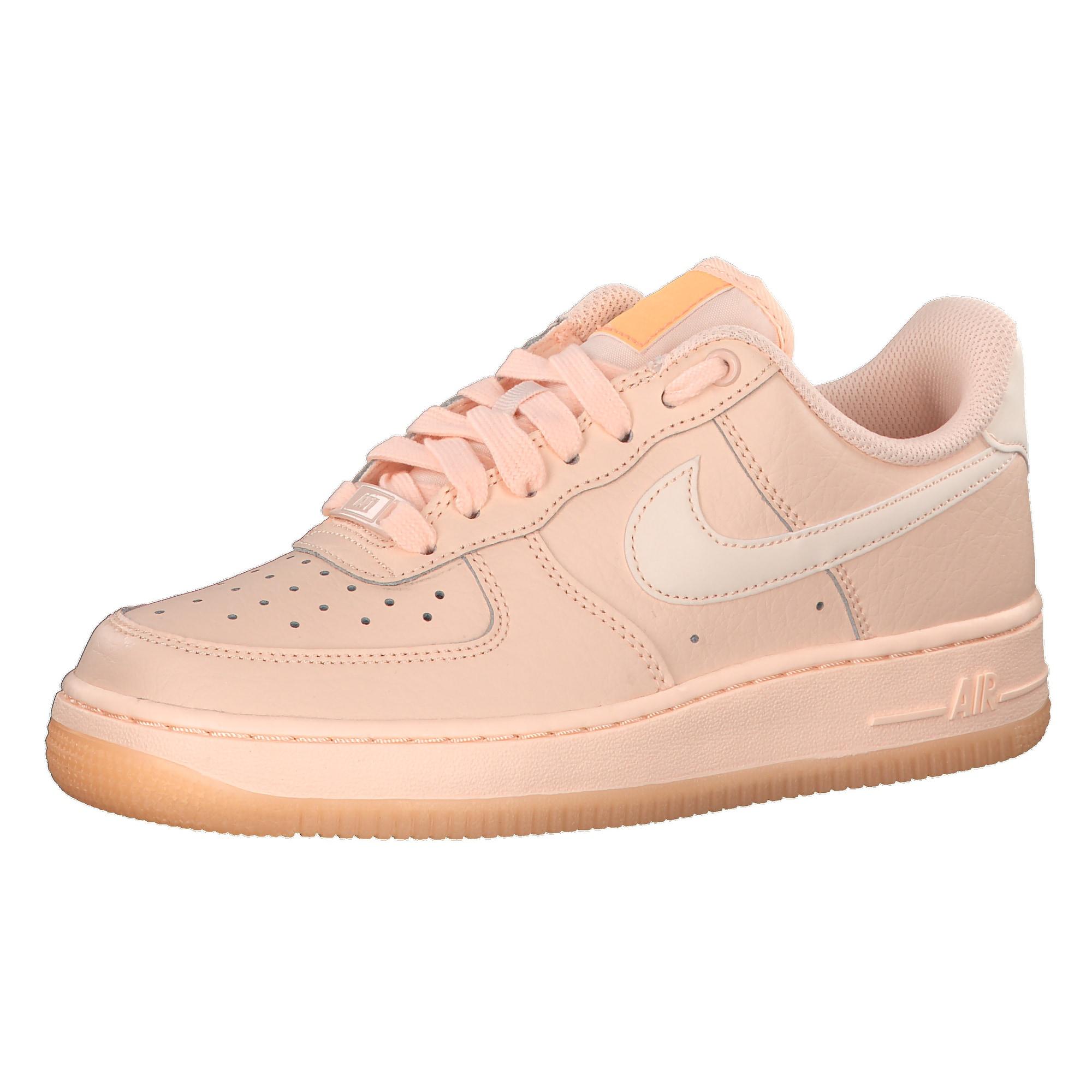 Tenisky Air Force 1 07 Essential broskvová Nike Sportswear