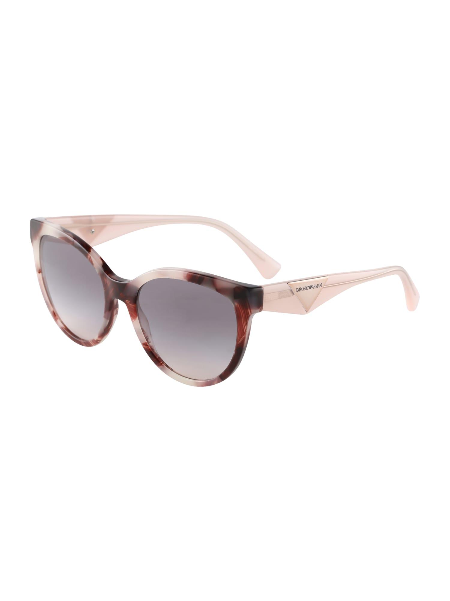 Emporio Armani Slnečné okuliare '0EA4140'  ružová / ružová