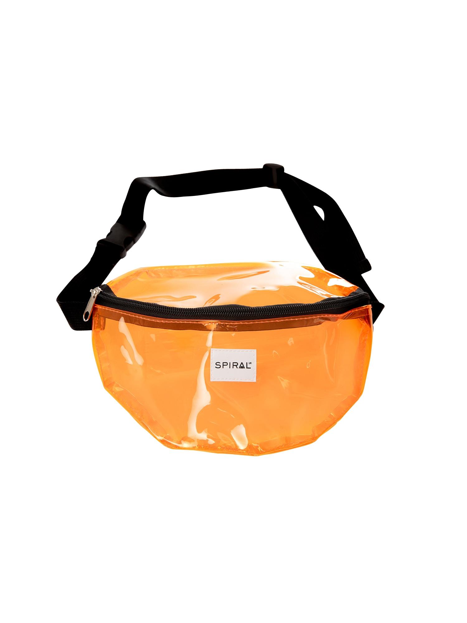Ledvinka BUM BAG 12 oranžová SPIRAL