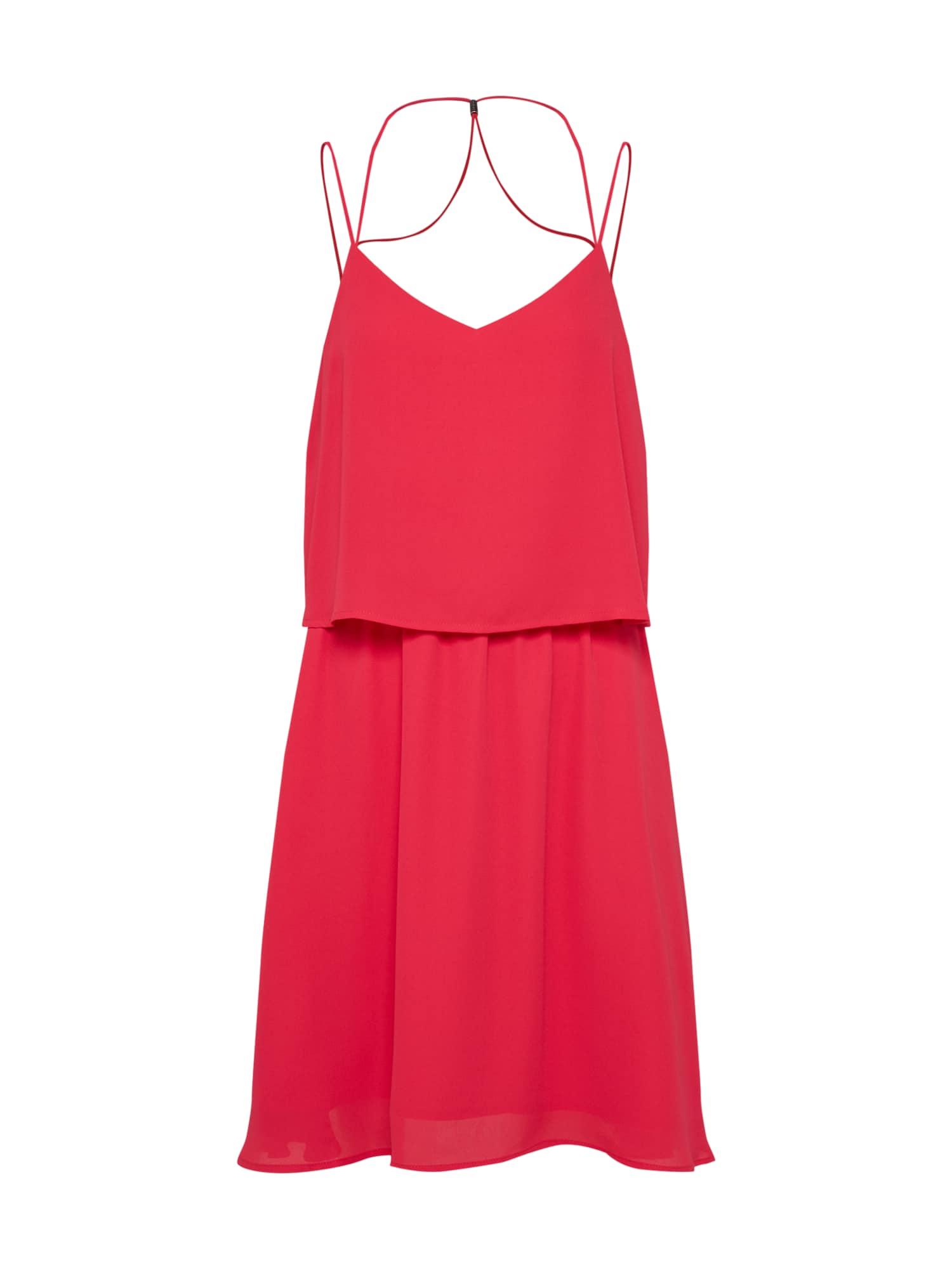 OBJECT Sukienka koktajlowa 'JANISTON'  jasnoczerwony