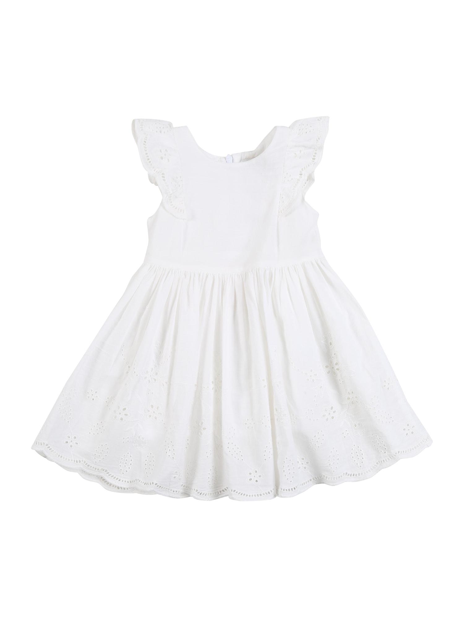 STACCATO Šaty  biela