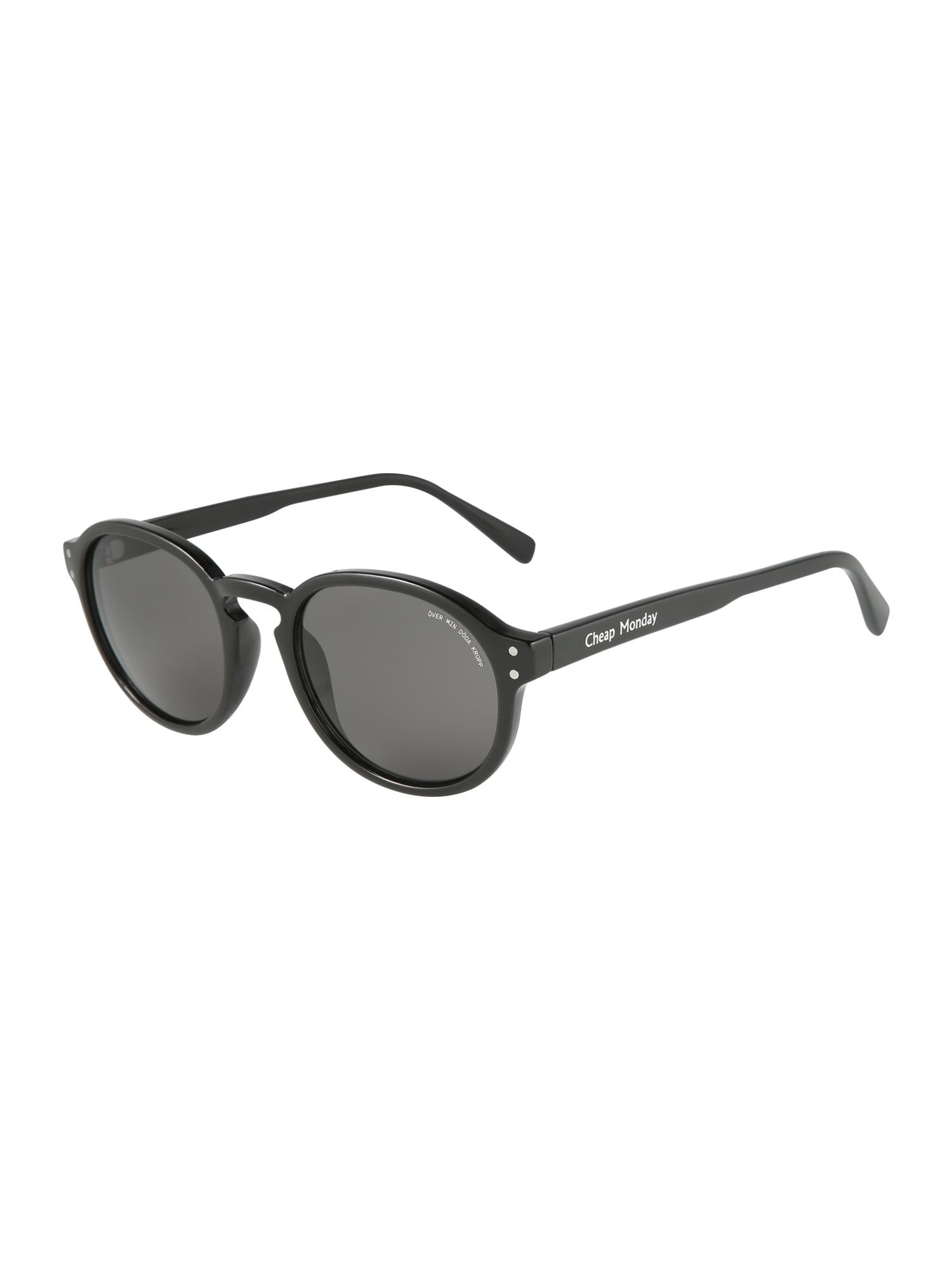 Sluneční brýle Cytric černá CHEAP MONDAY