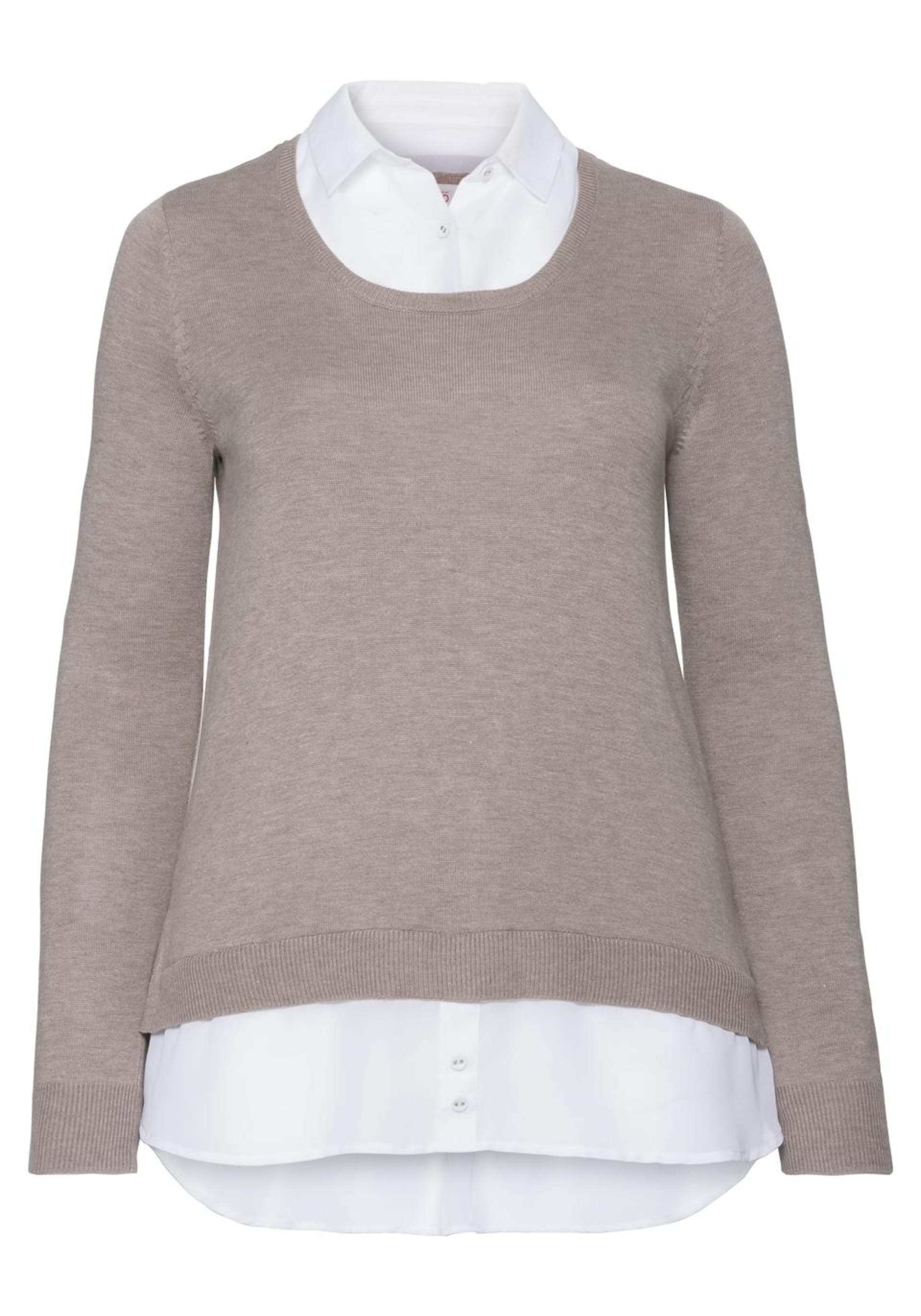 Image of 2-in-1-Pullover