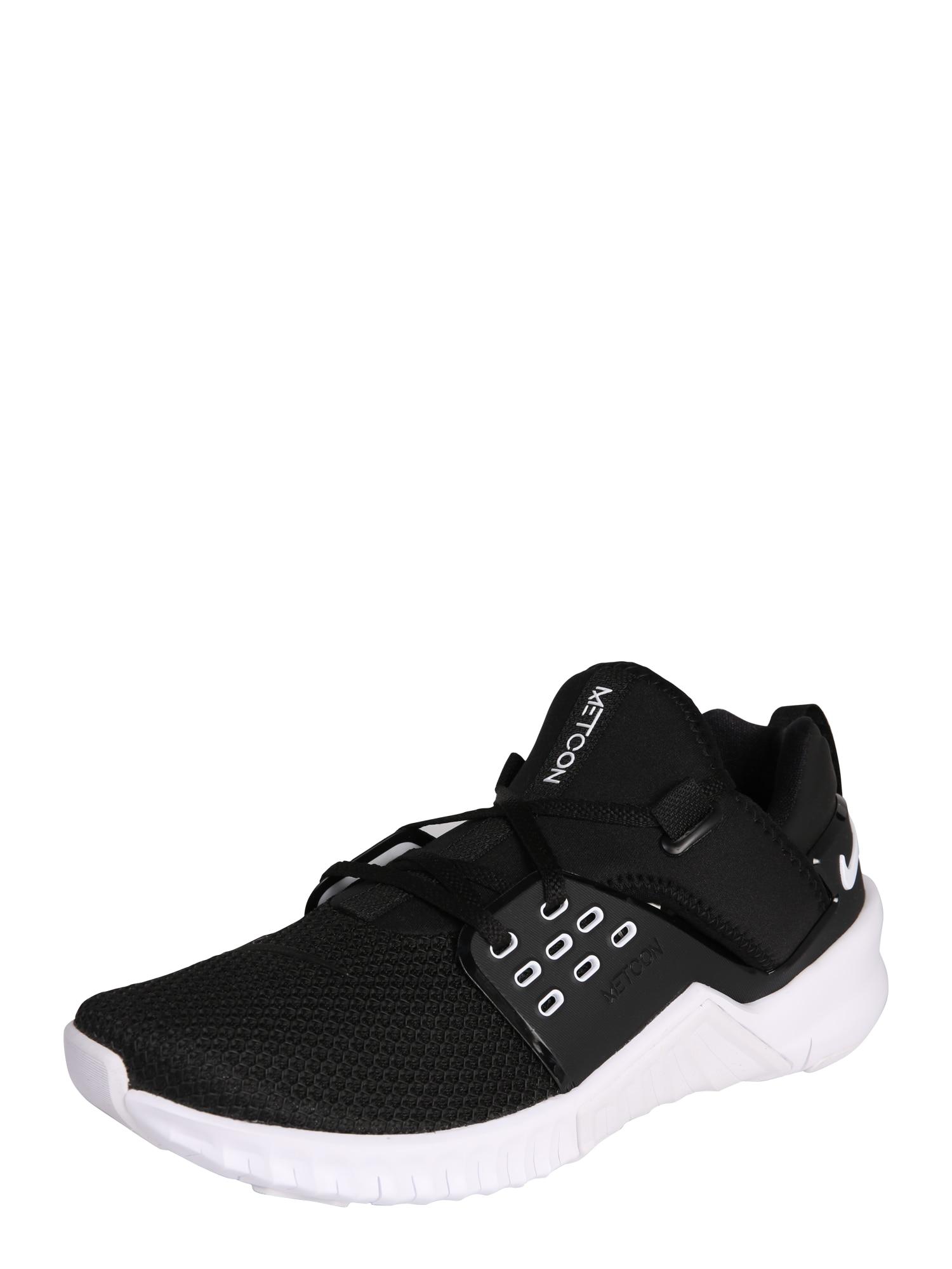 Sportovní boty FREE METCON 2 černá bílá NIKE