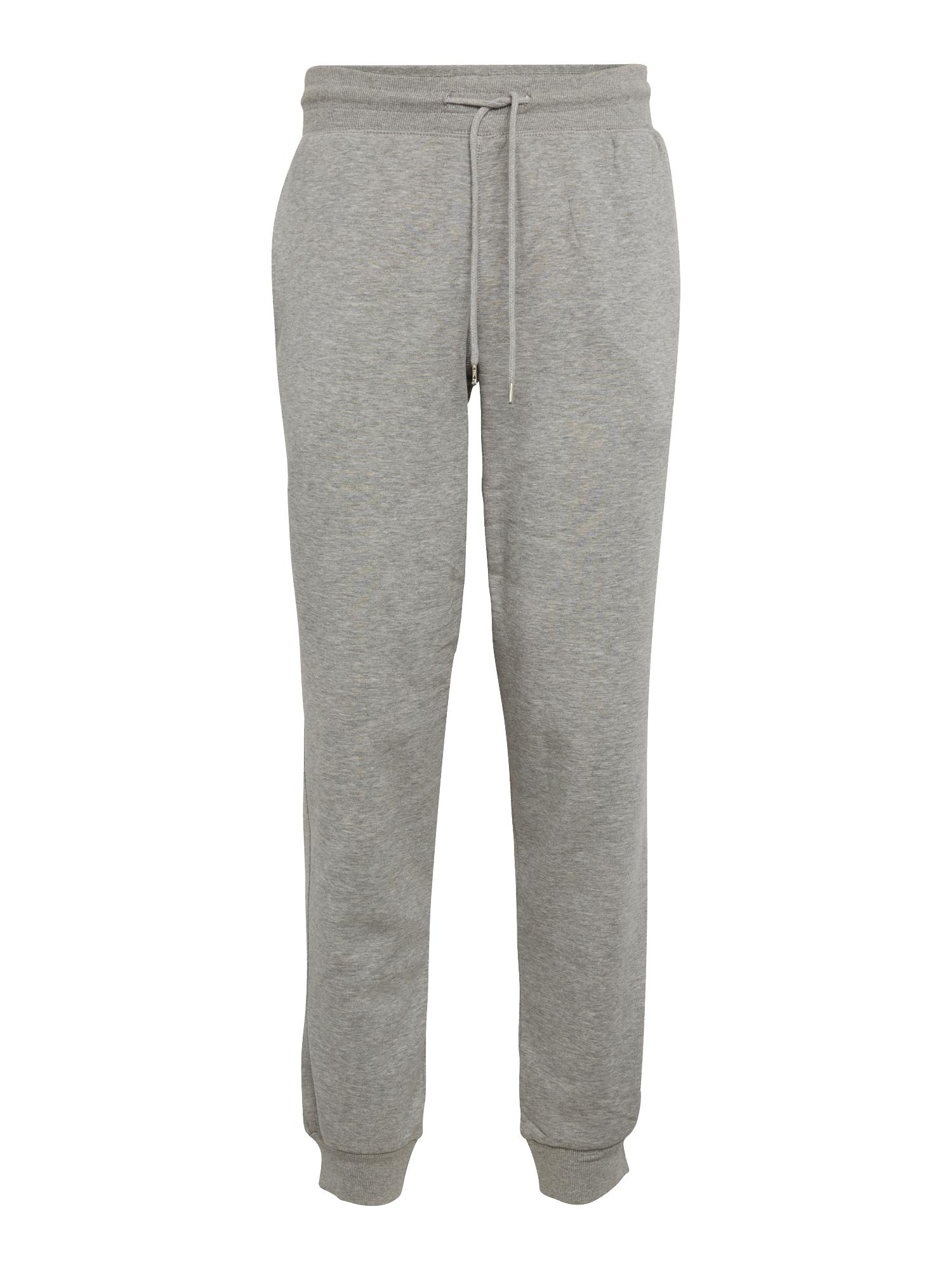 Kalhoty šedý melír Urban Classics