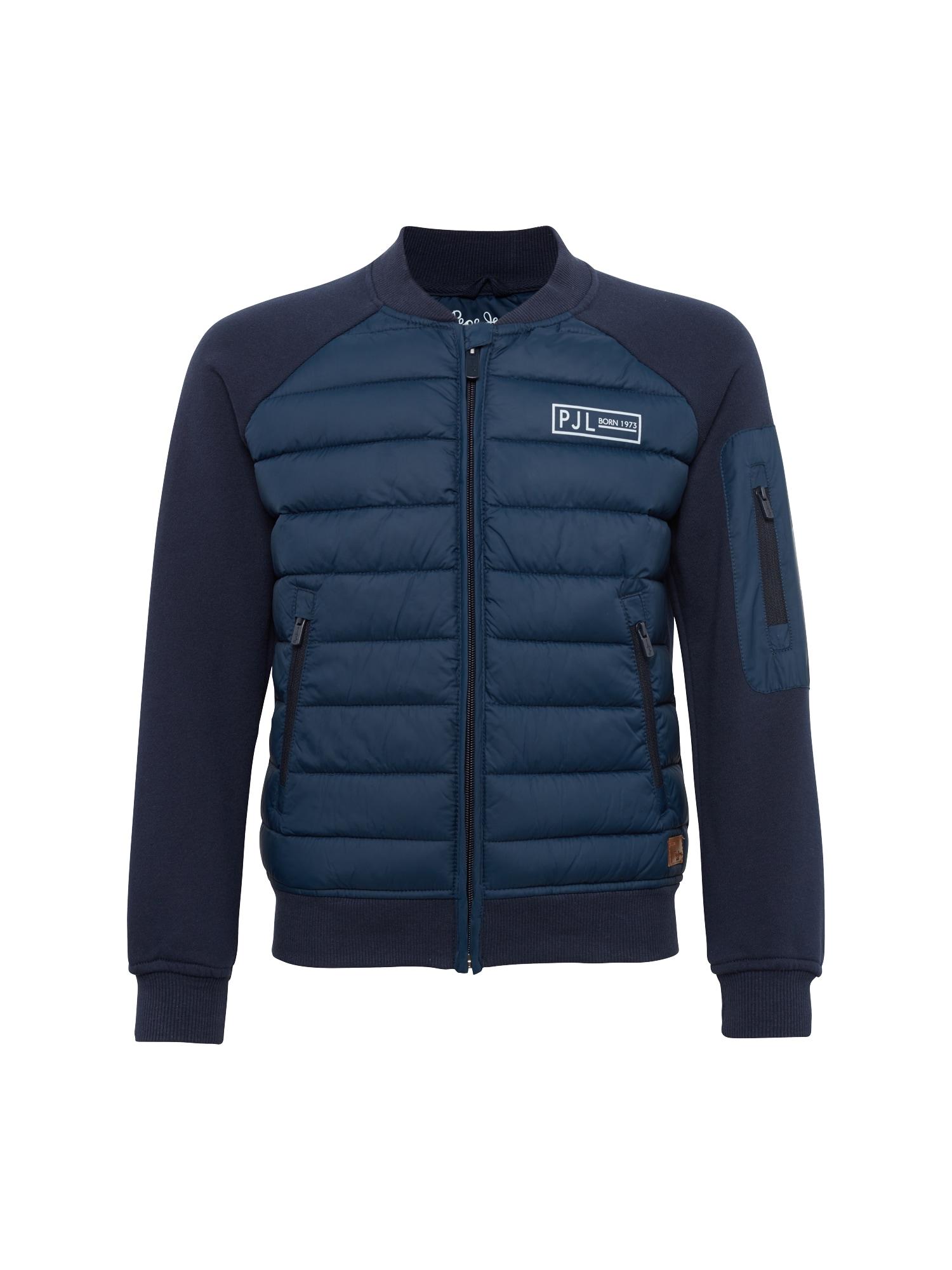 Pepe Jeans Jongens Sweatshirt SAULO JR donkerblauw