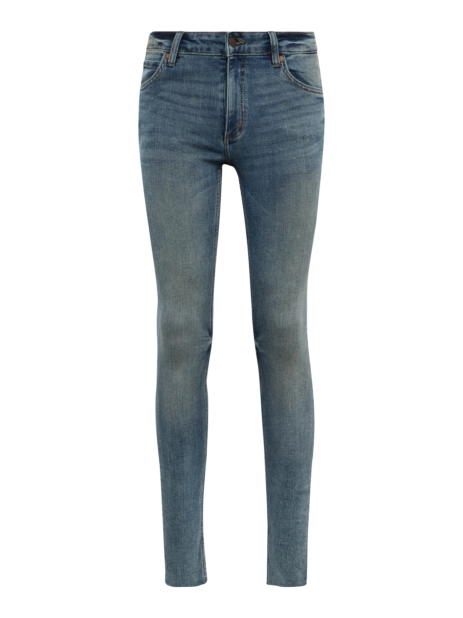 CHEAP MONDAY Heren Jeans blauw denim