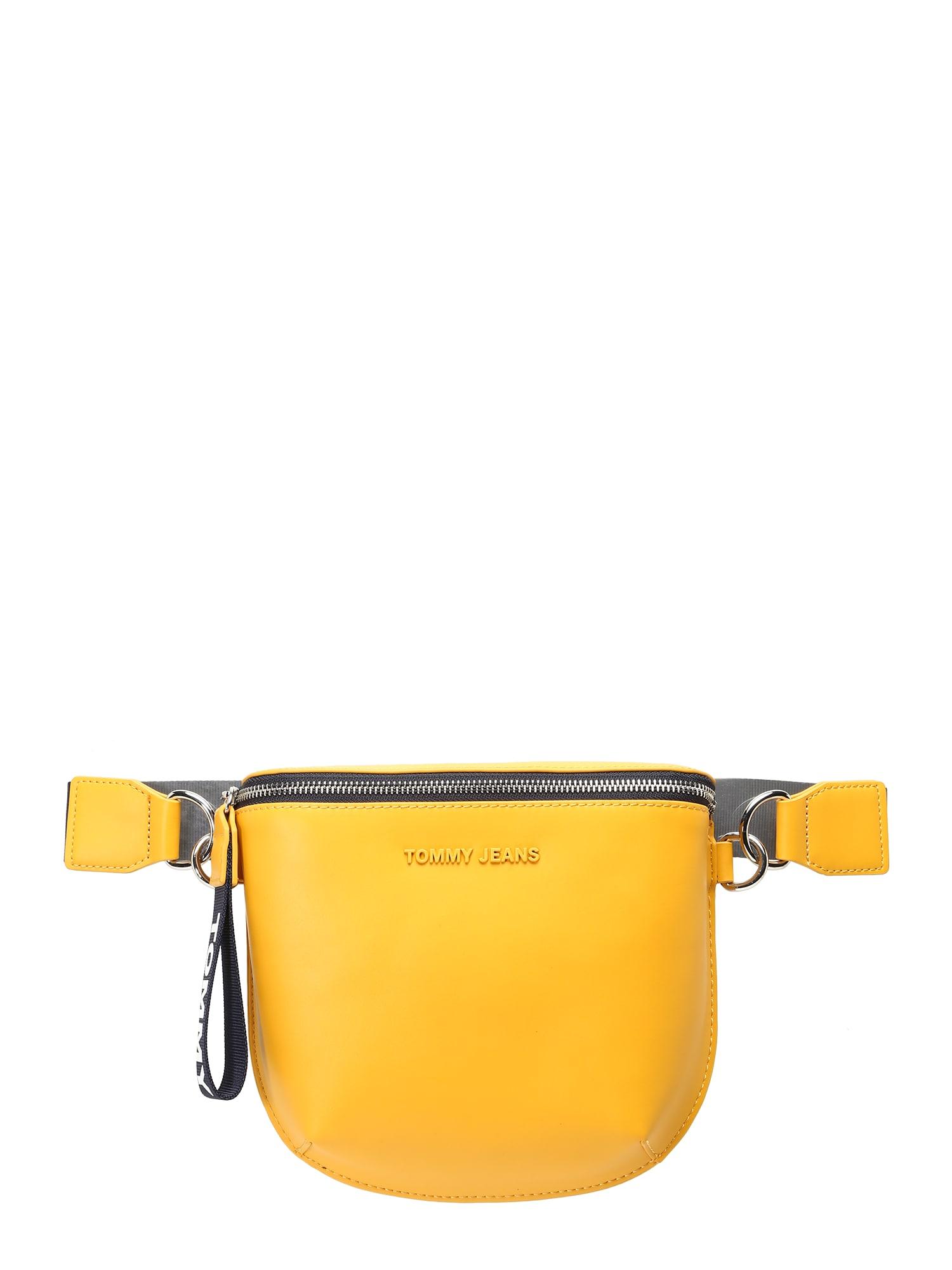 Ledvinka TJW FEMME PU BUMBAG žlutá Tommy Jeans