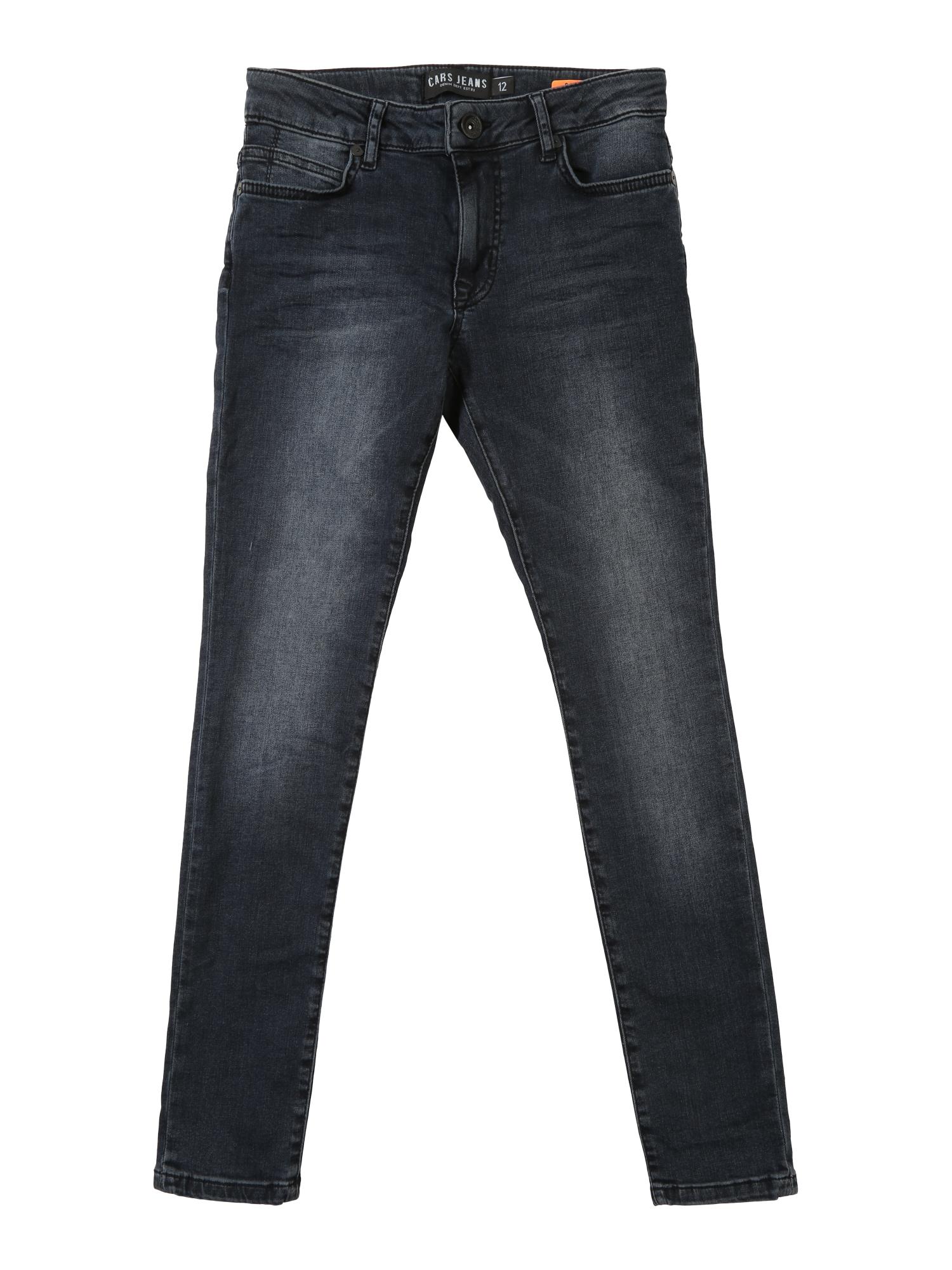 Džíny KIDS TRUST DENIM černá Cars Jeans
