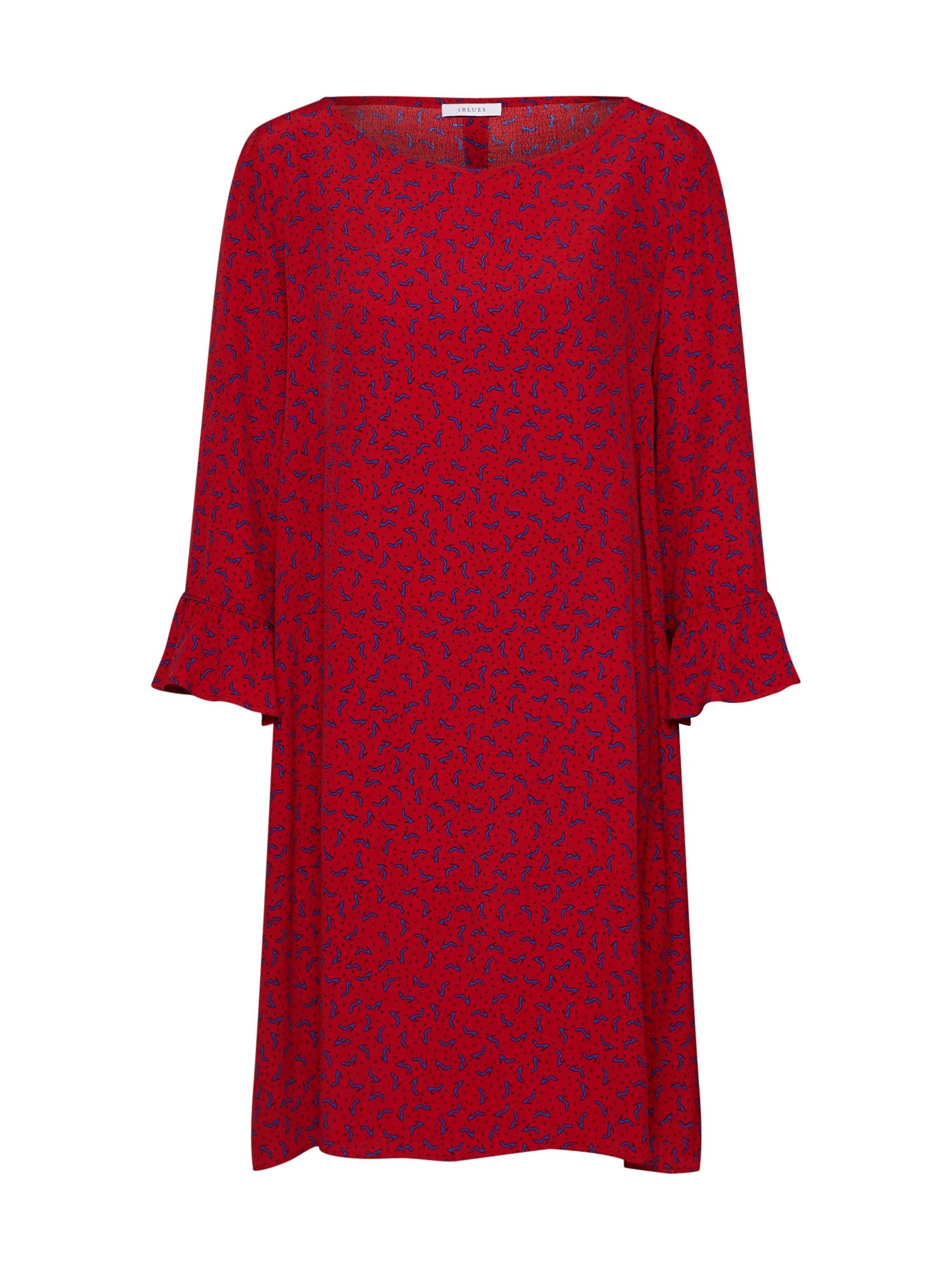 Šaty Nenia červená IBlues