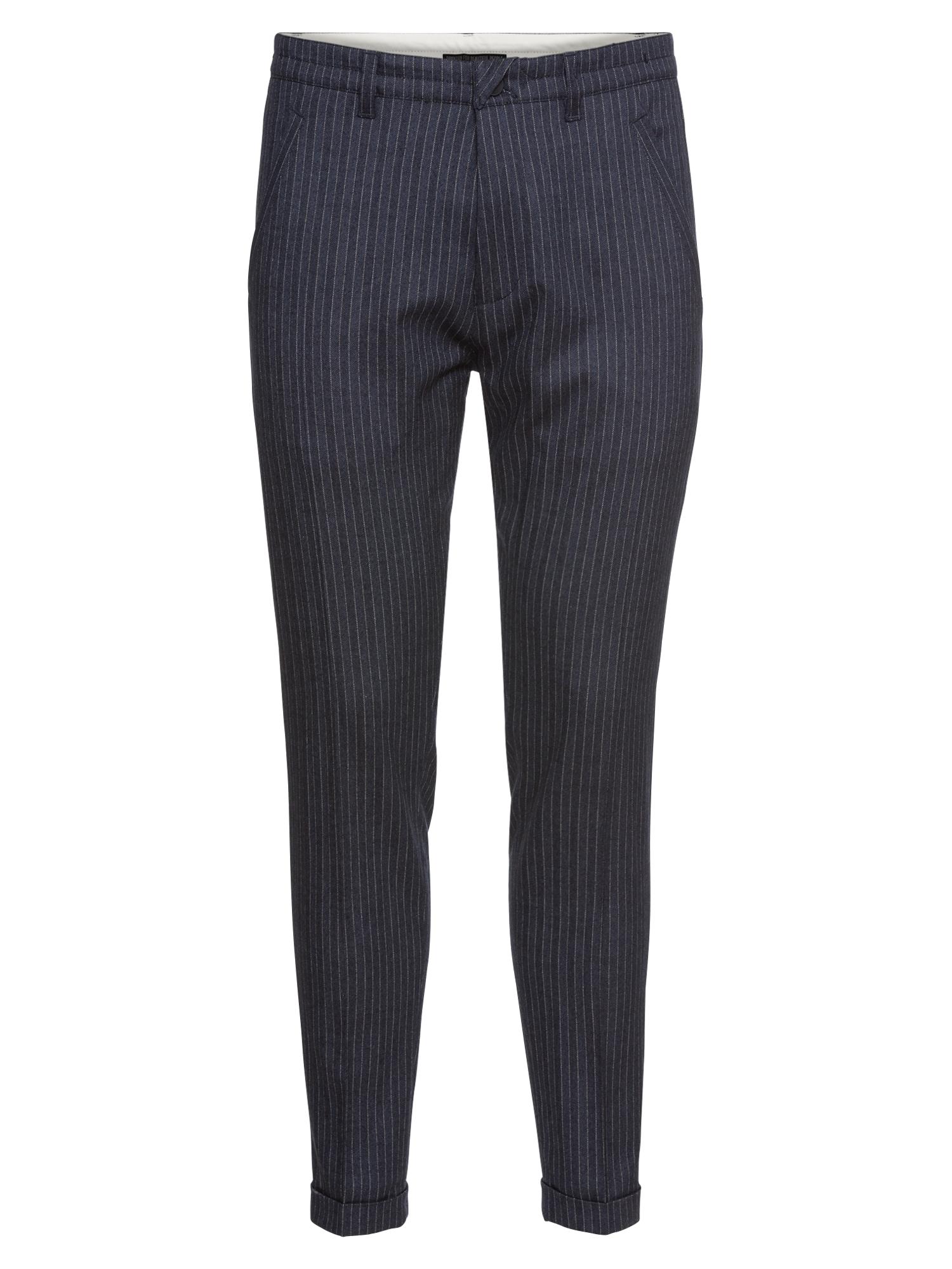Chino kalhoty BREW tmavě modrá DRYKORN