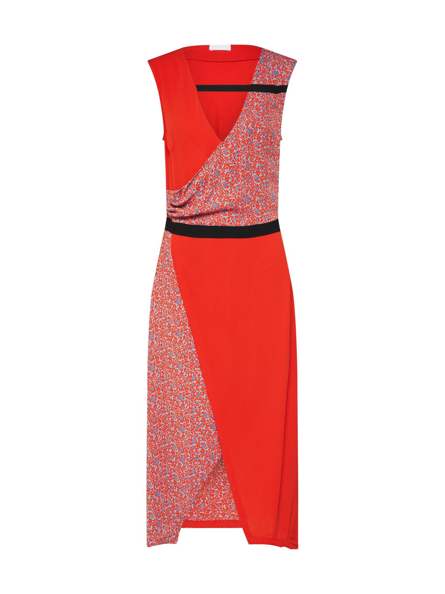 Letní šaty mix barev červená 2ND DAY