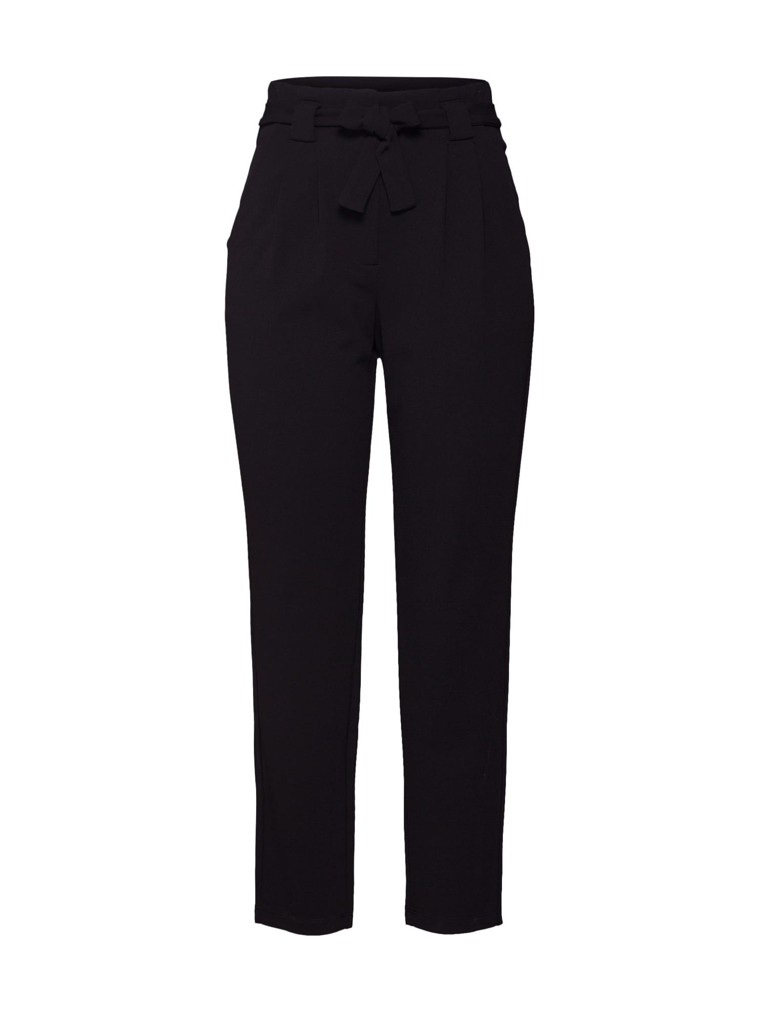 Kalhoty NANCY černá JACQUELINE De YONG
