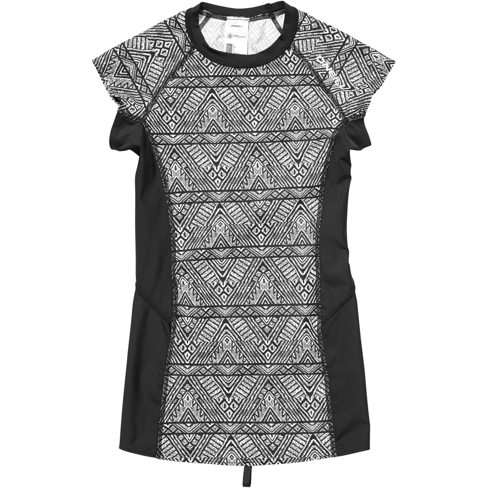 ONEILL Funkční tričko černá bílá O'NEILL