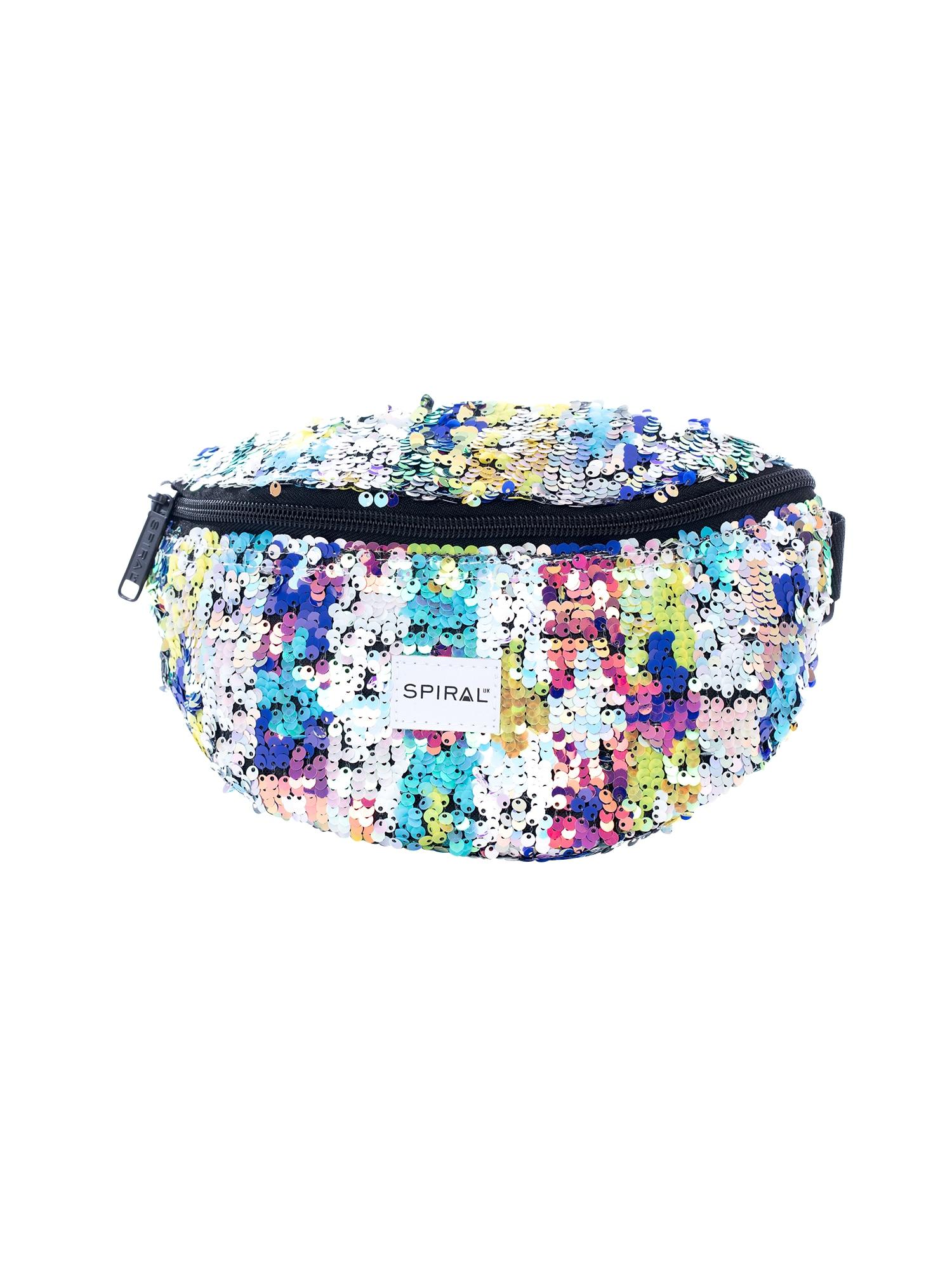 Ledvinka BUM BAG 3 mix barev SPIRAL