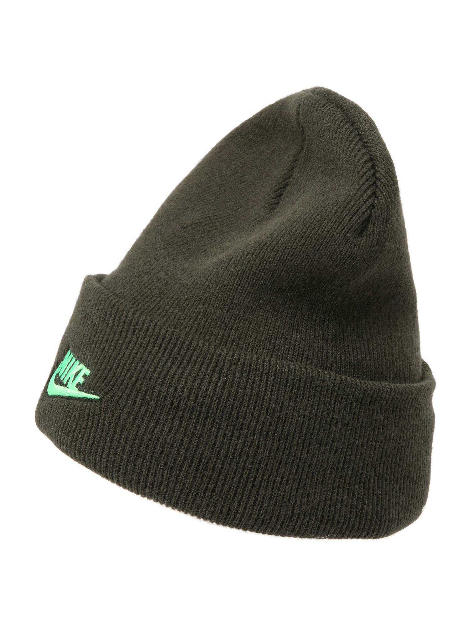 Mütze 'U NSW CUFFED BEANIE UTILITY' | Accessoires > Mützen | Dunkelgrün | Nike Sportswear