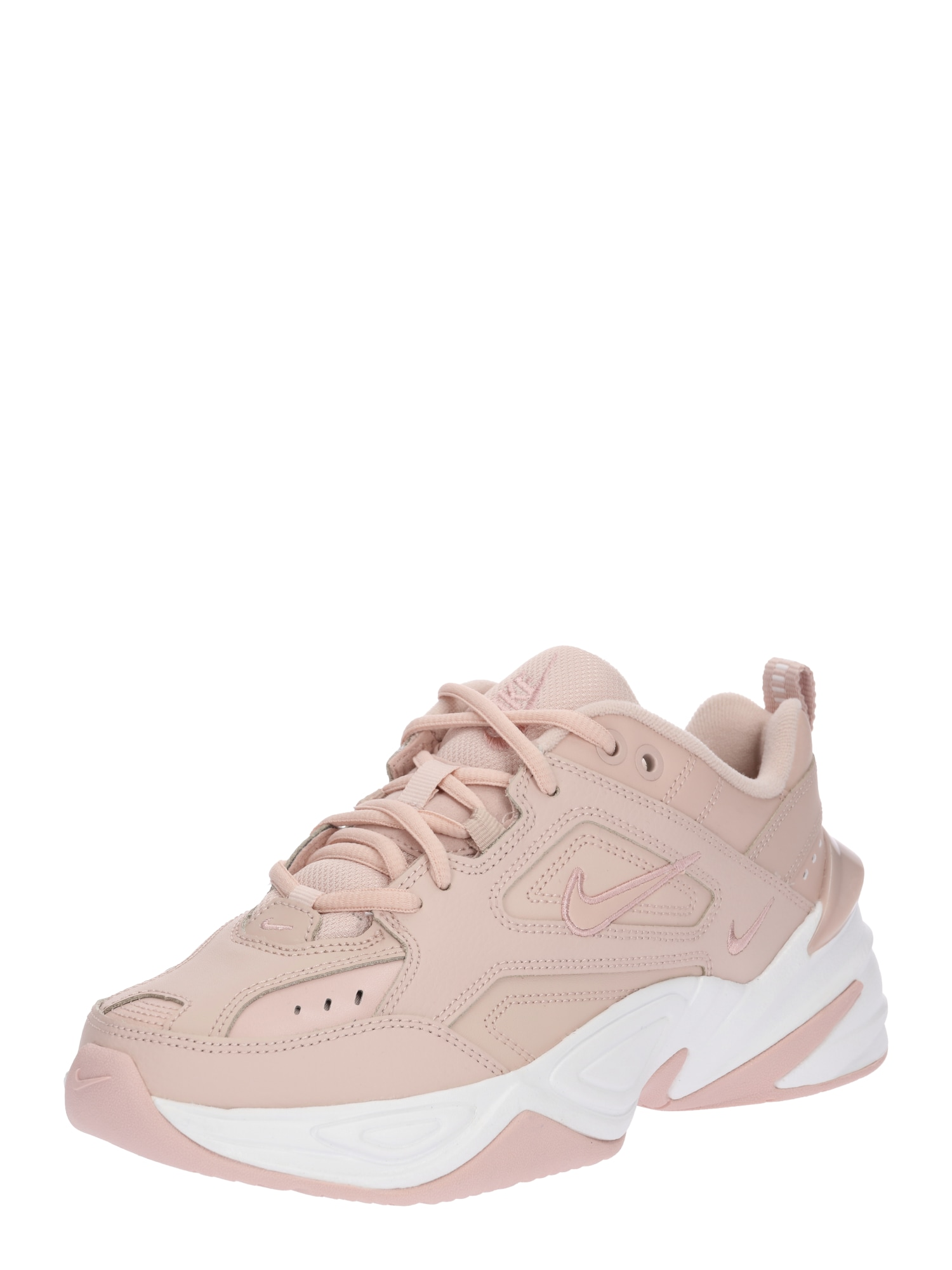 Nike Sportswear, Dames Sneakers laag 'M2K Tekno', oudroze