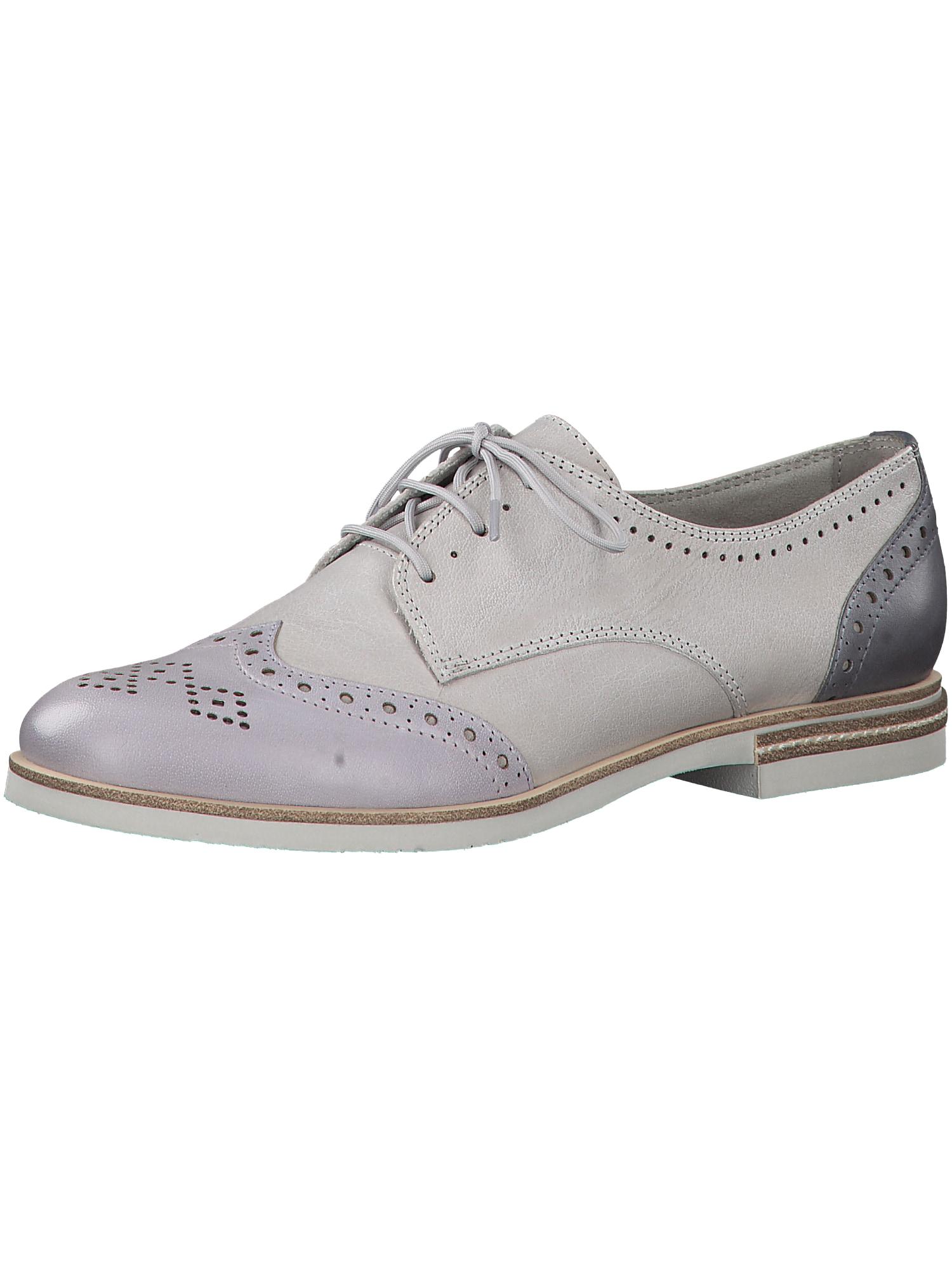 Schnürschuh | Schuhe > Schnürschuhe | Grau - Dunkelgrau - Flieder | tamaris