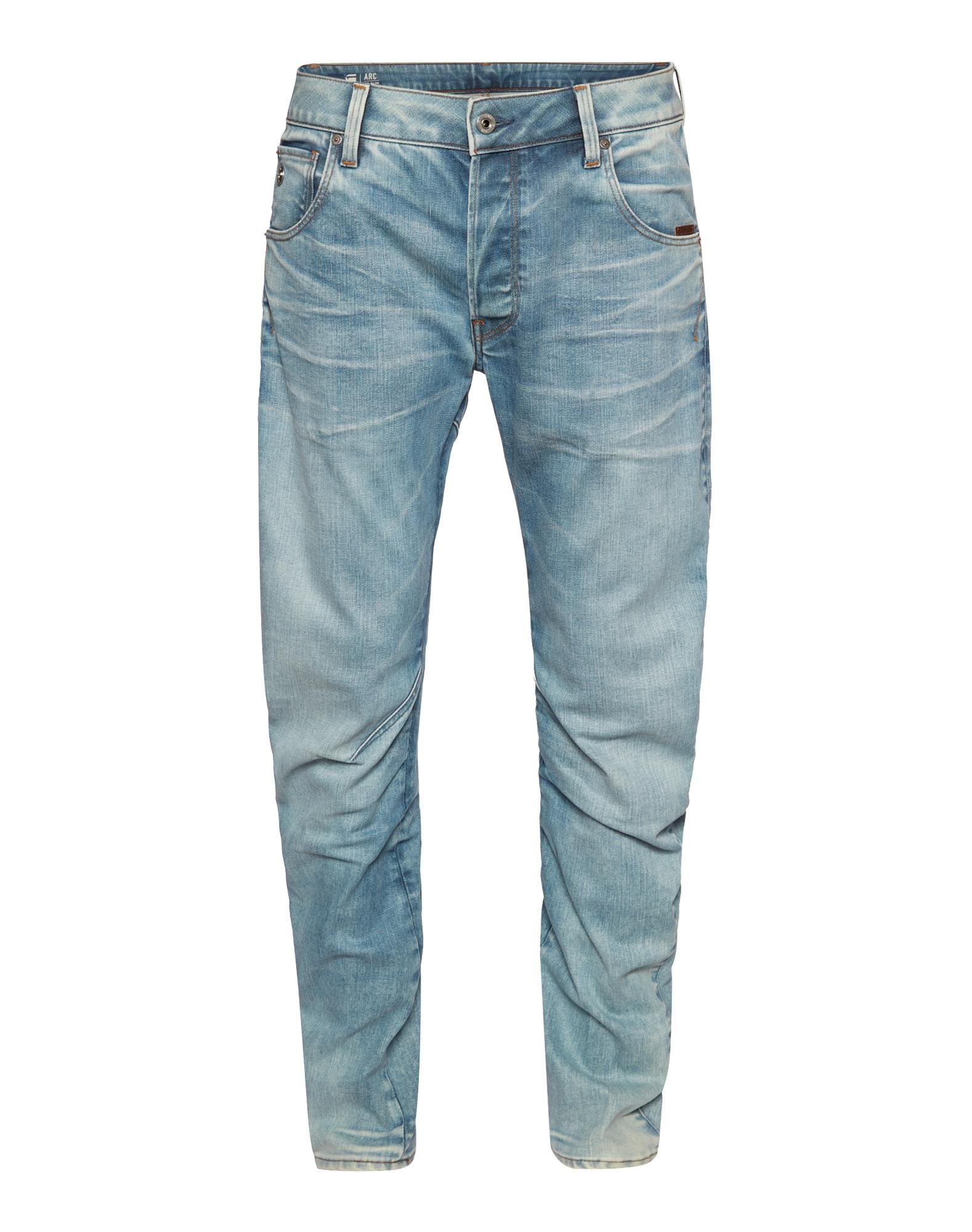 G-STAR RAW Heren Jeans Arc 3D blue denim
