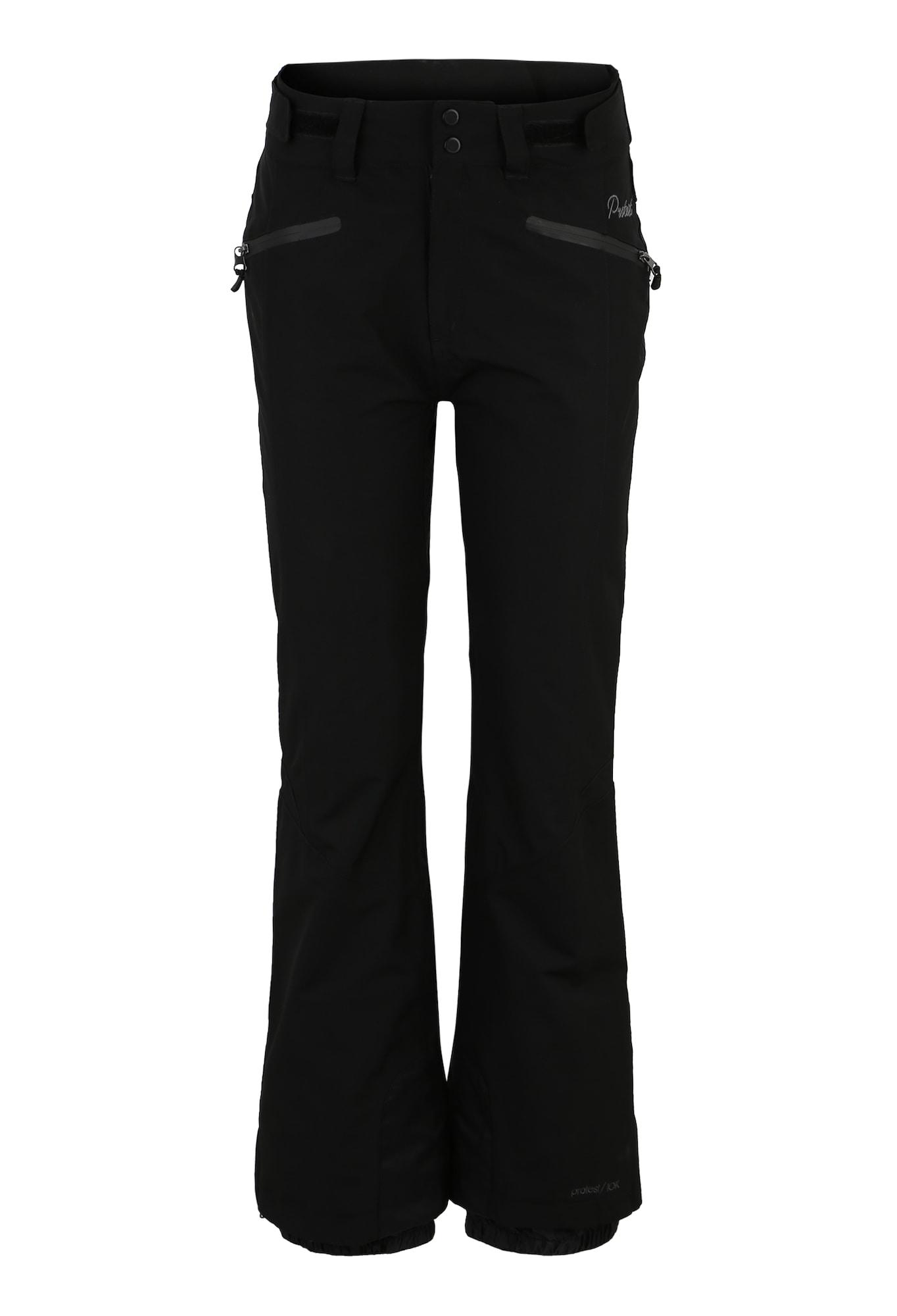 Sportovní kalhoty Kensington Snowpants černá PROTEST