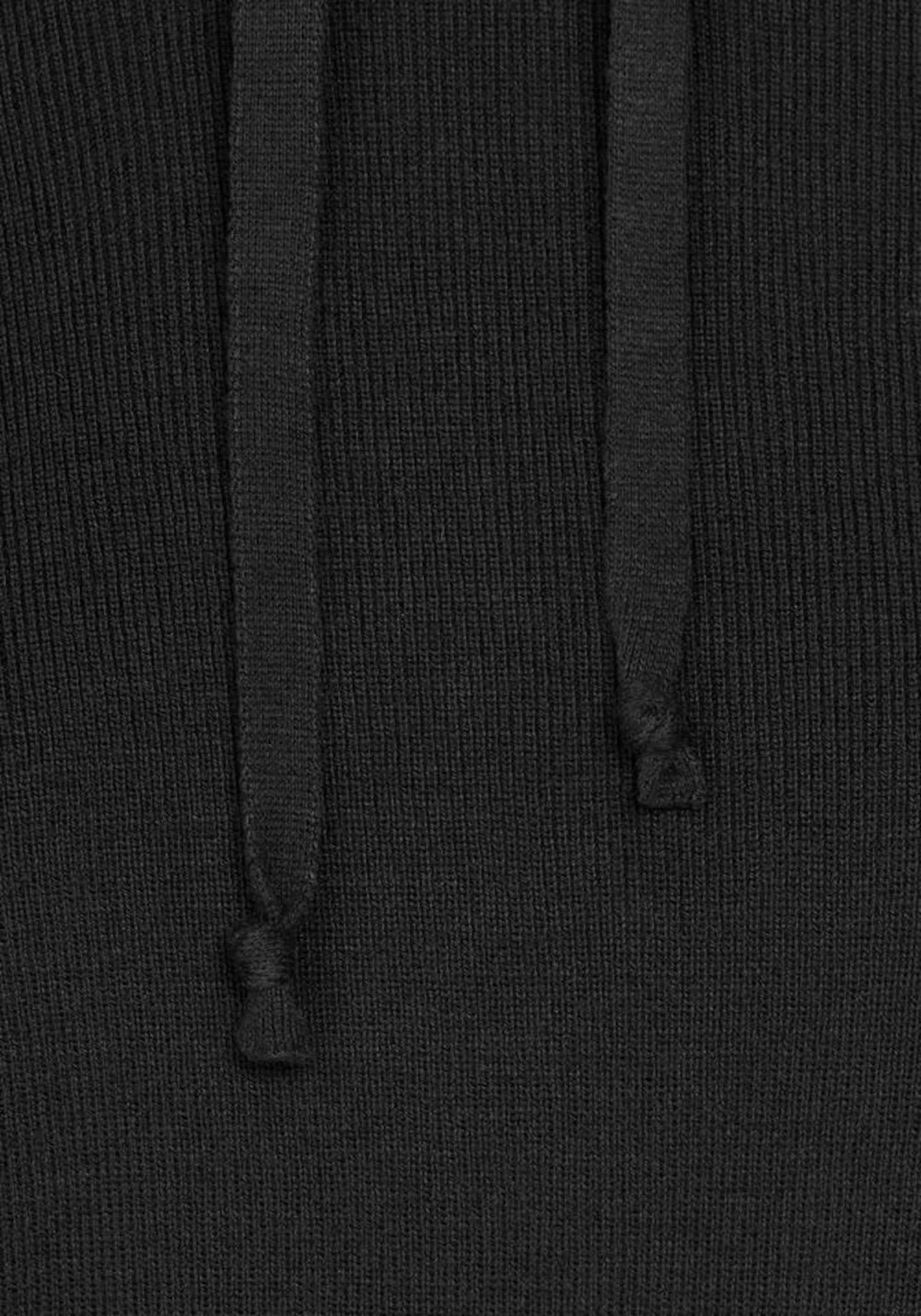 AJC Sweter  czarny