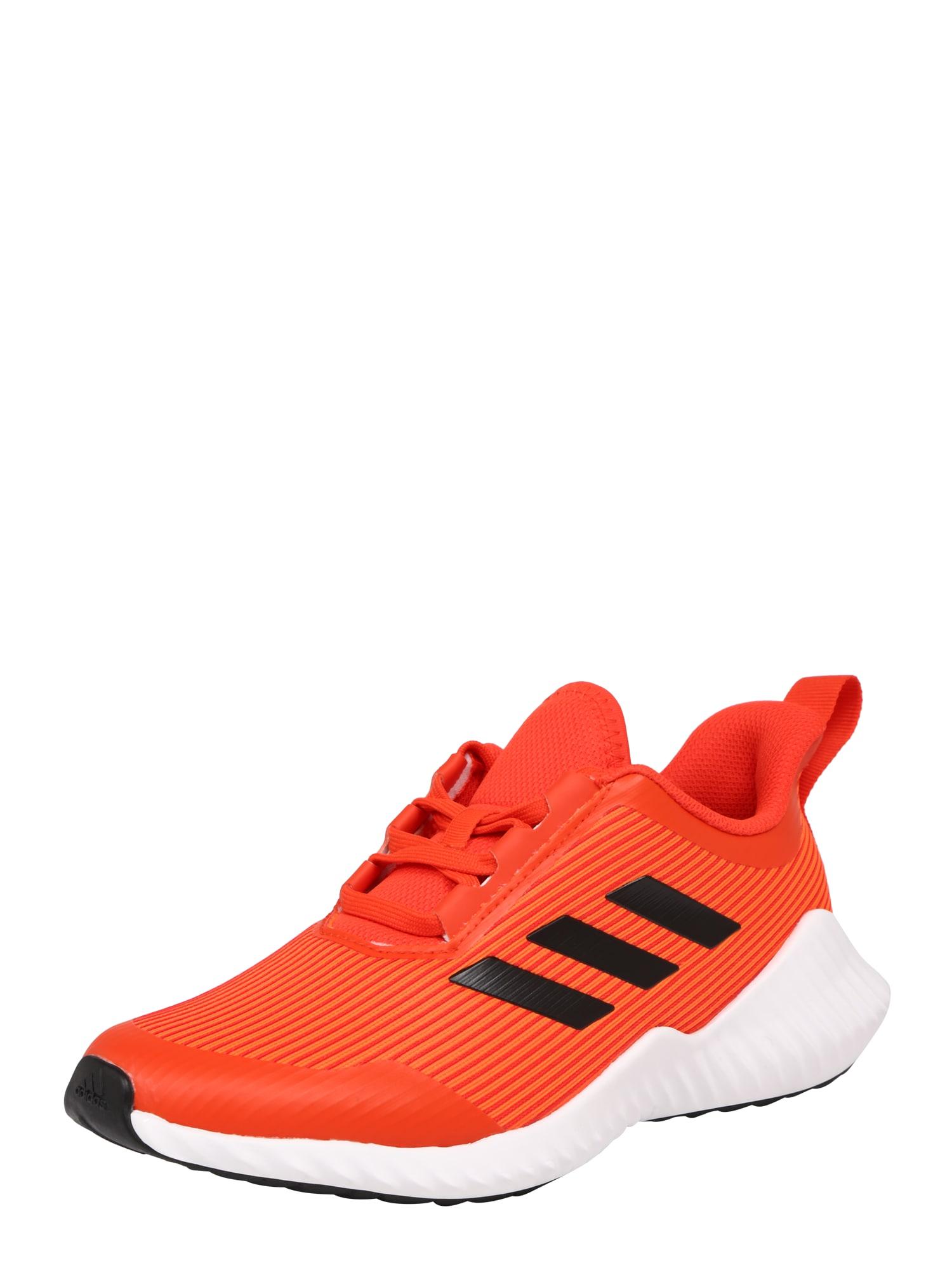 Sportovní boty FortaRun K oranžová černá ADIDAS PERFORMANCE