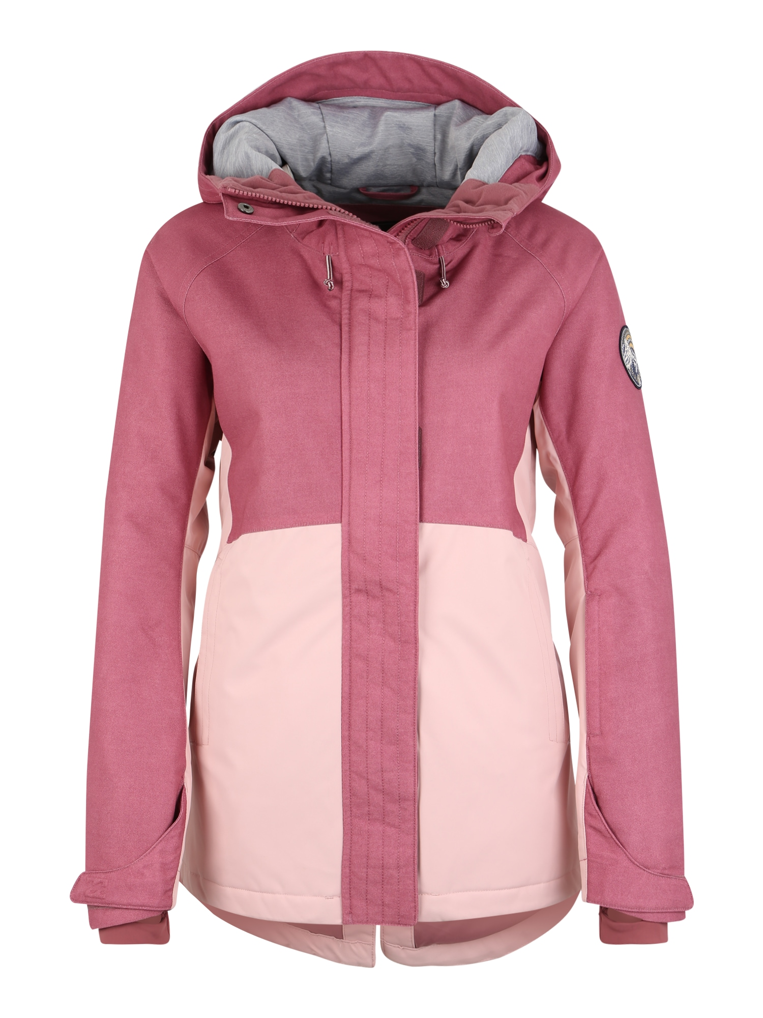 Sportovní bunda Sienna pink růžová BILLABONG