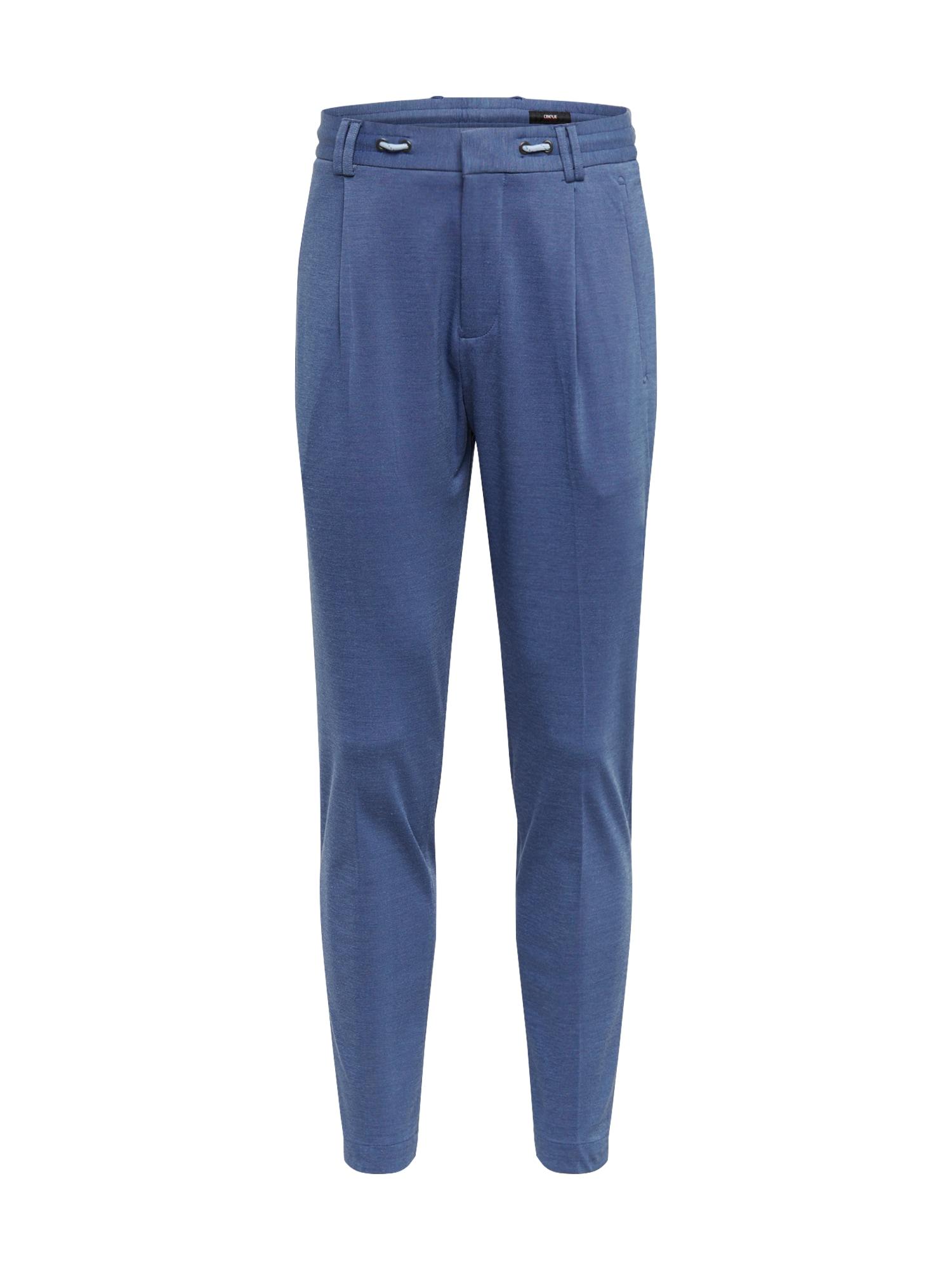 CINQUE Kalhoty 'CISALVO'  marine modrá