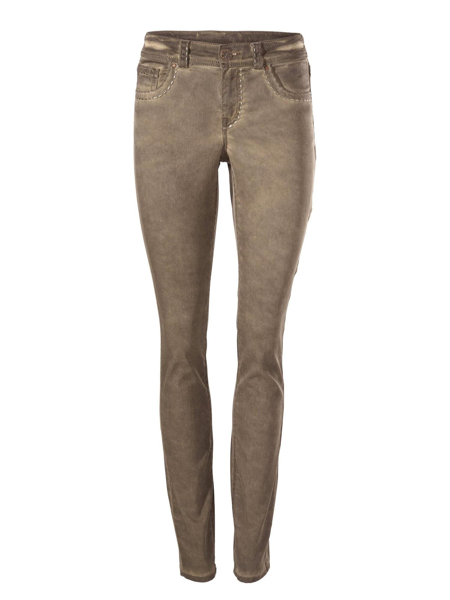Kalhoty velbloudí Heine
