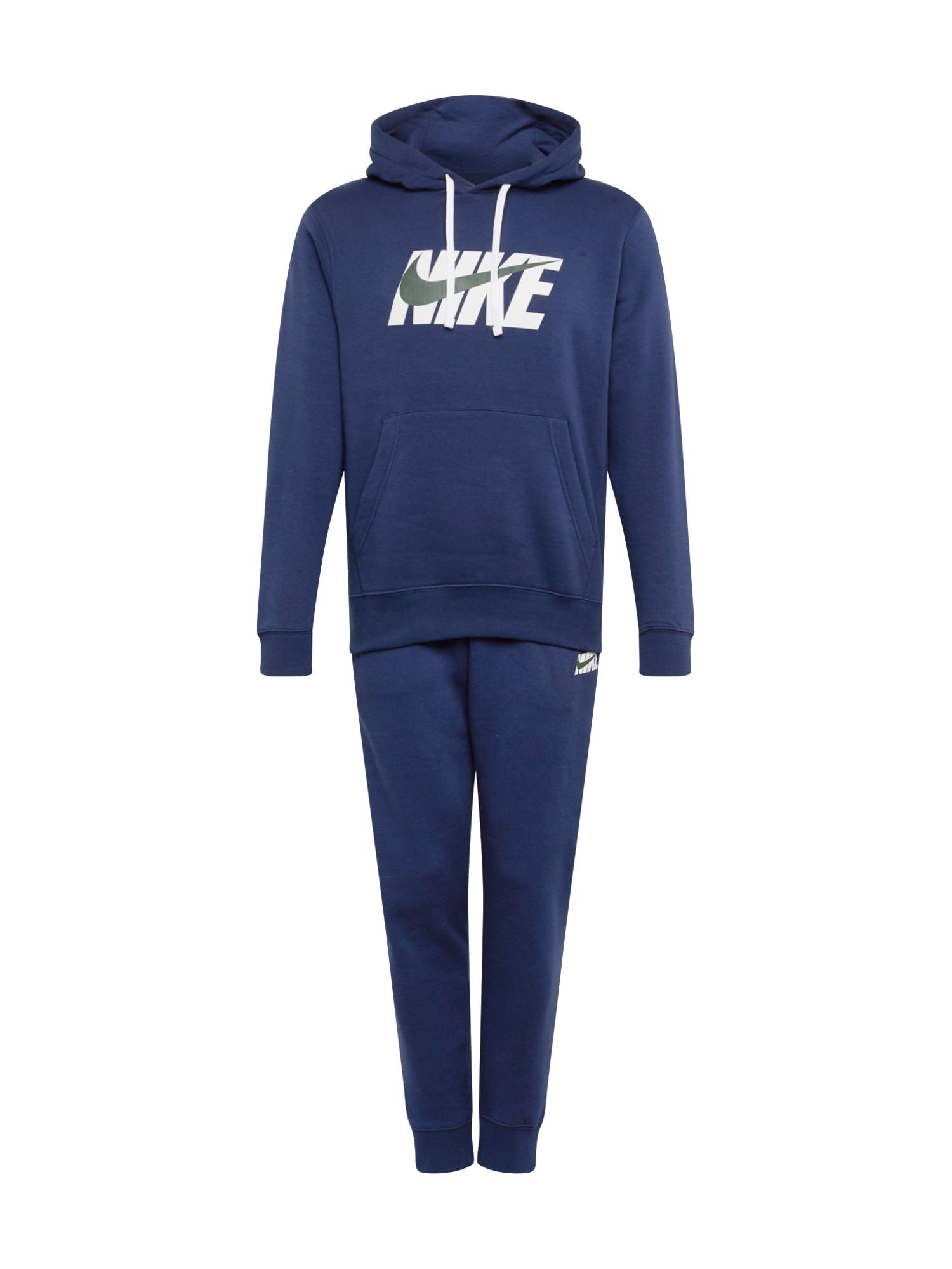 Domácí oblečení námořnická modř bílá Nike Sportswear