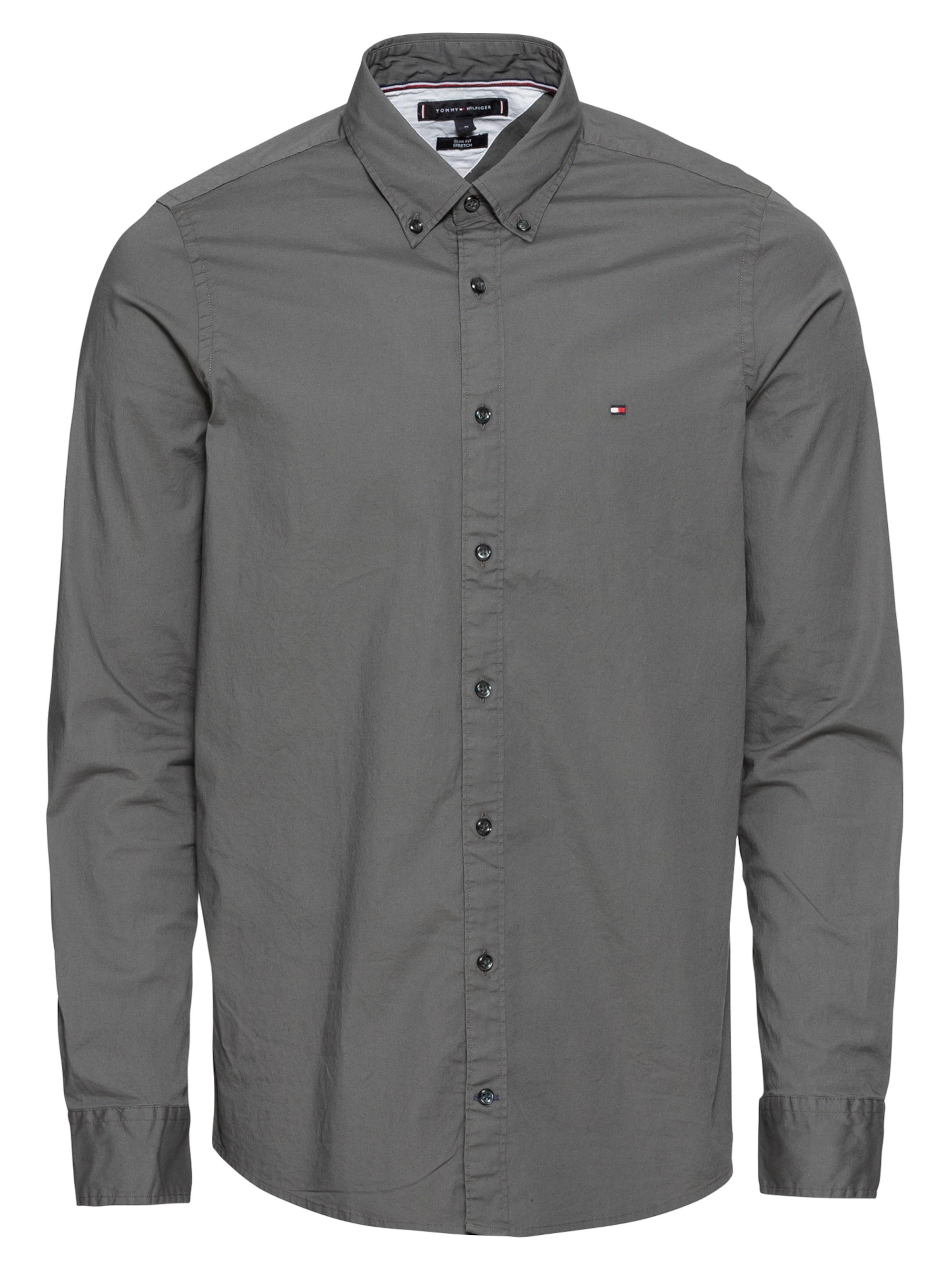Overhemd 'SLIM STRETCH POPLIN SHIRT'
