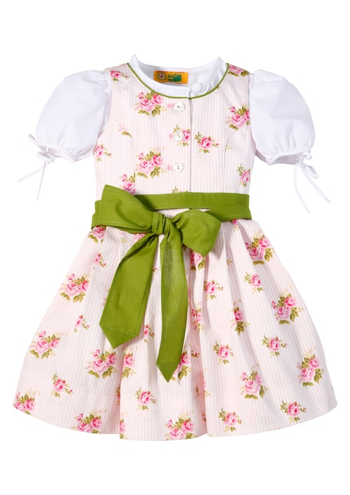 Kinder Trachtenkleid (3tlg.)