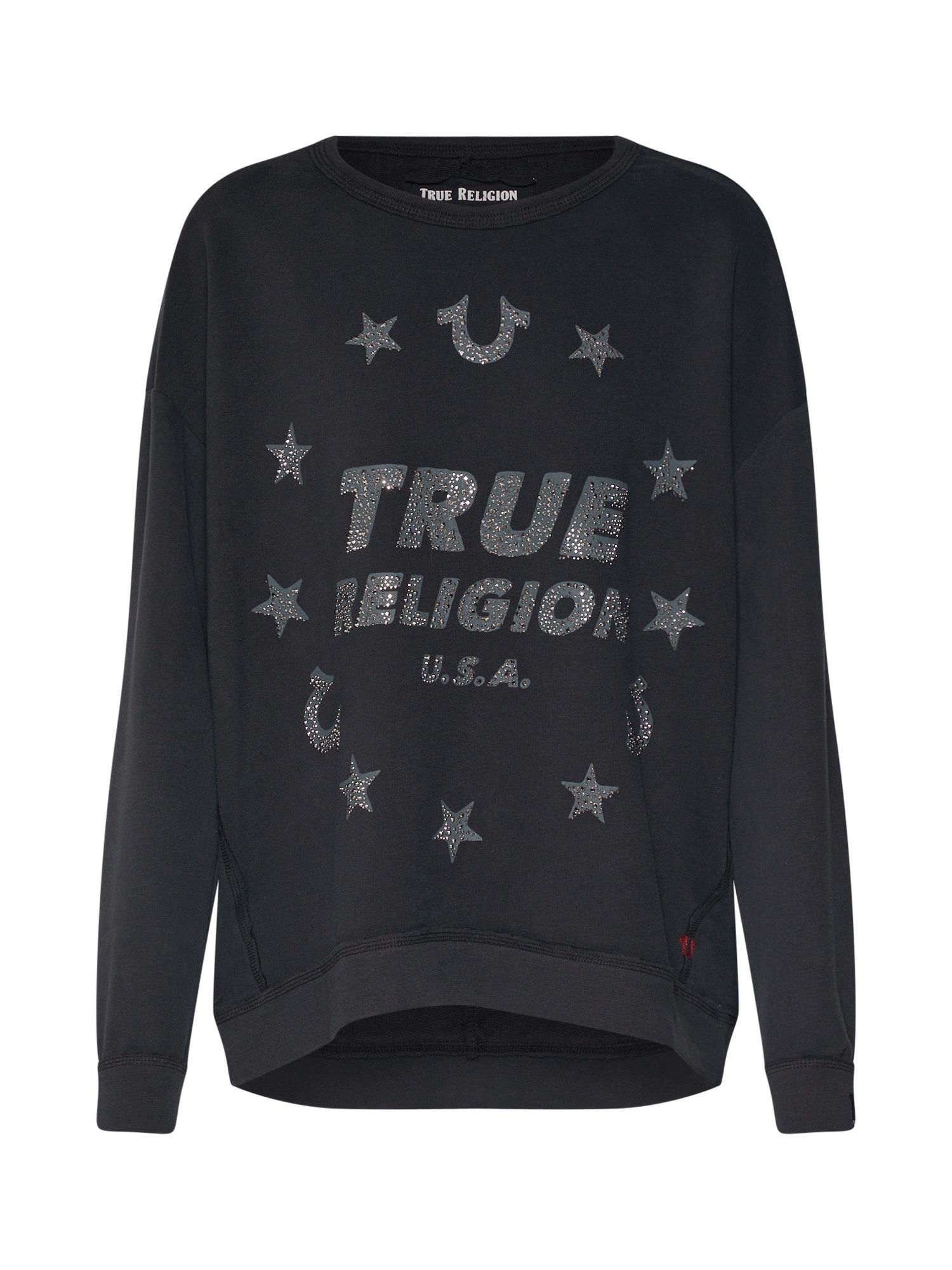 Mikina Stars černá True Religion